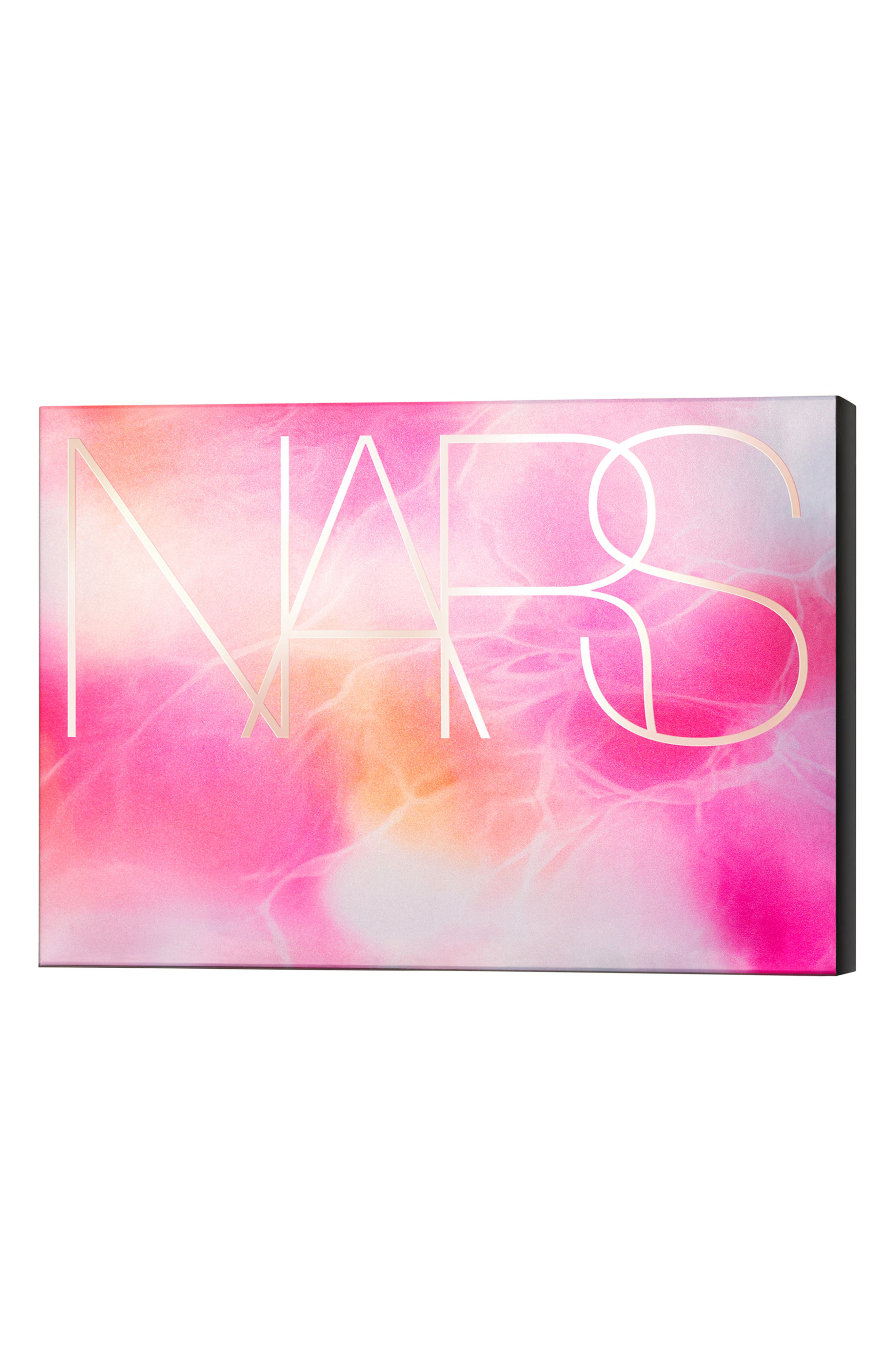NARS, Exposed Cheek Palette, Alternate thumbnail 4, color, NO COLOR