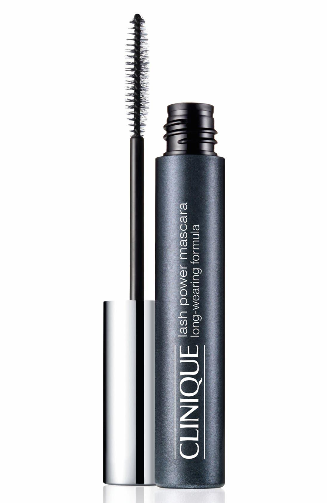CLINIQUE, Lash Power Mascara Long-Wearing Formula, Main thumbnail 1, color, 001