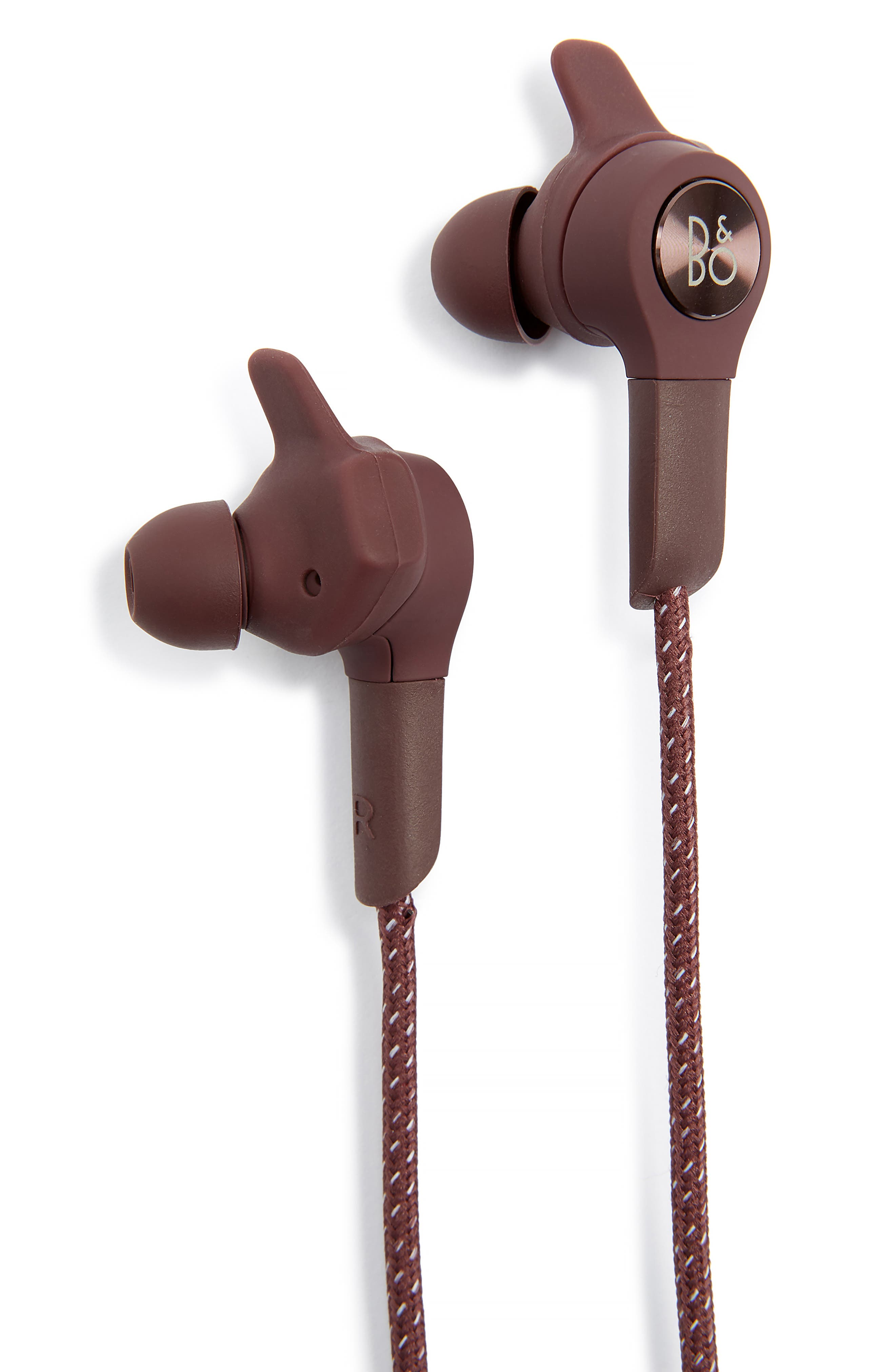 BANG & OLUFSEN, BEOPLAY E6 Wireless In-Ear Headphones, Main thumbnail 1, color, PLUM