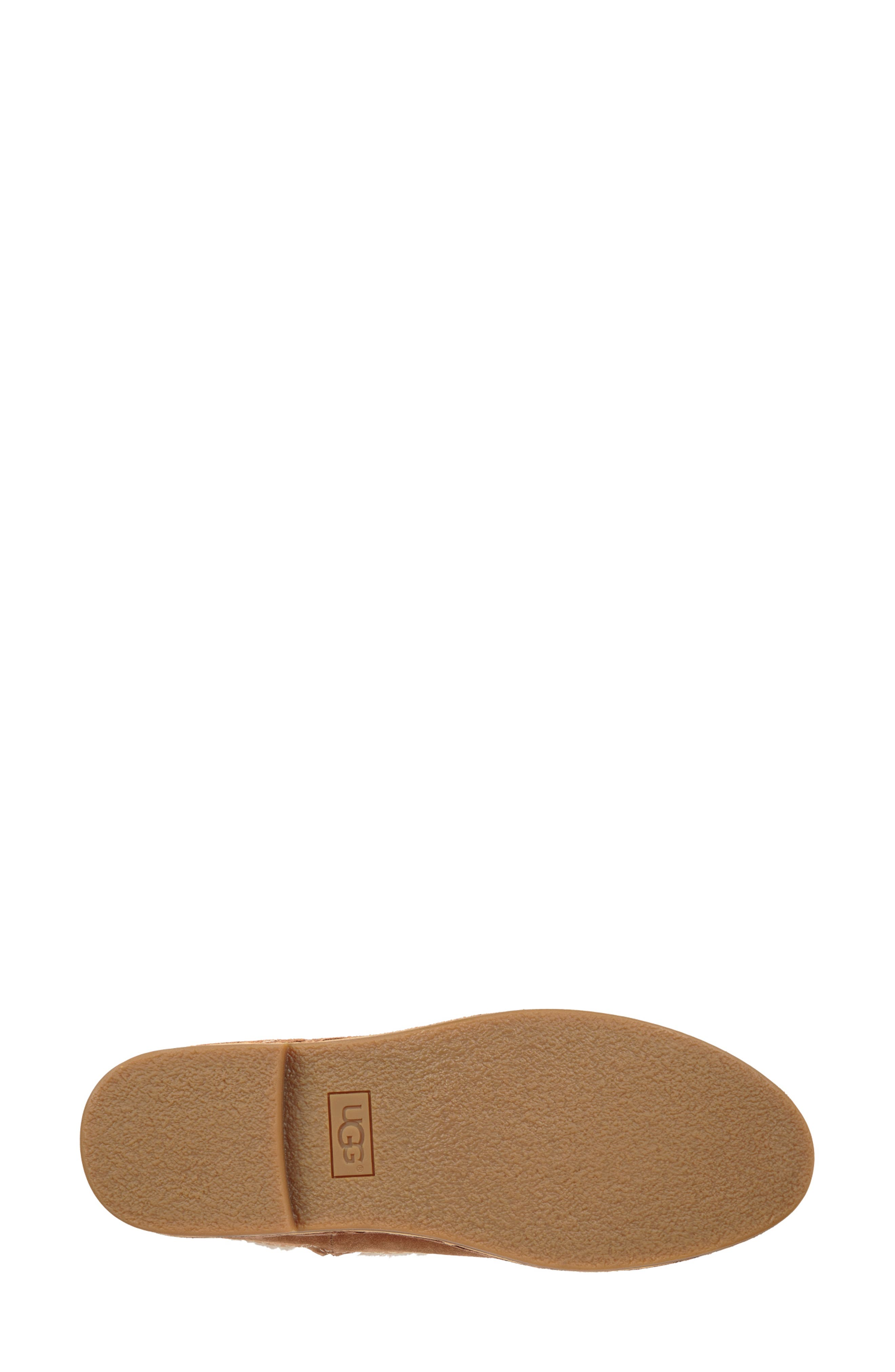UGG<SUP>®</SUP>, Catica Boot, Alternate thumbnail 5, color, CHESTNUT SUEDE