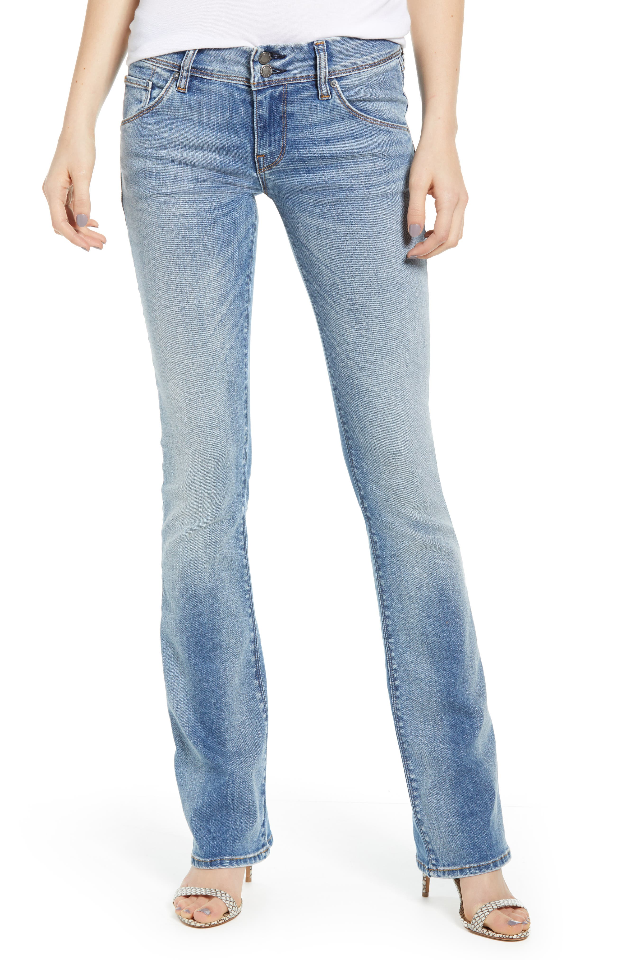 HUDSON JEANS Beth Baby Bootcut Jeans, Main, color, PREPARTY