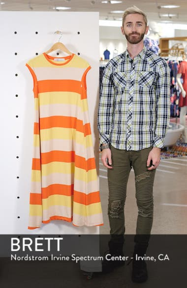 Endless Summer by Free People Luella Stripe Shirtdress, sales video thumbnail