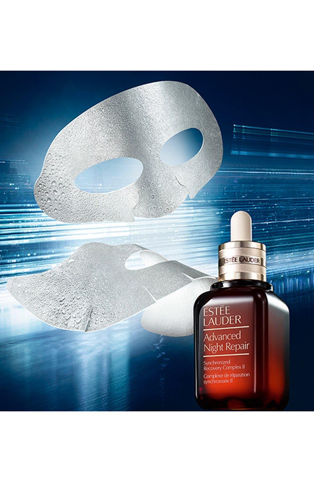 ESTÉE LAUDER, Advanced Night Repair Concentrated Recovery PowerFoil Mask, Alternate thumbnail 2, color, NO COLOR