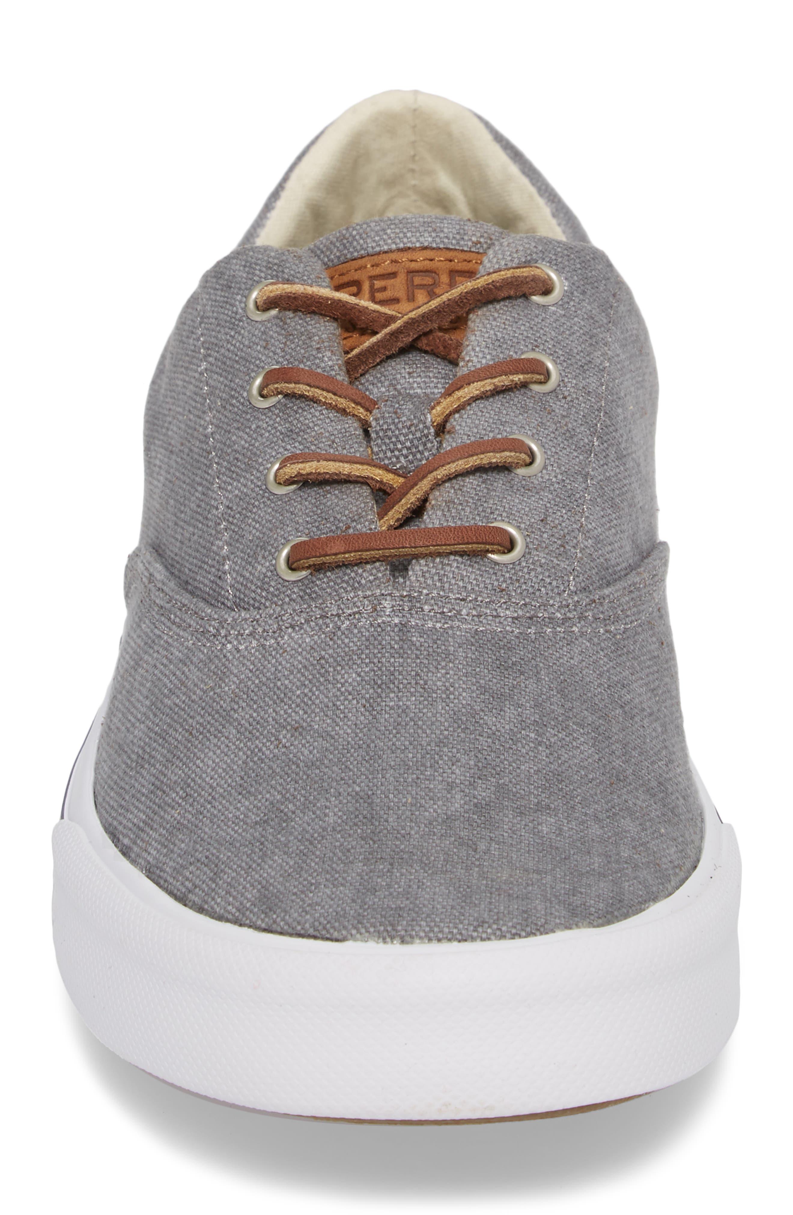 SPERRY, Striper 2 CVO Sneaker, Alternate thumbnail 4, color, 020