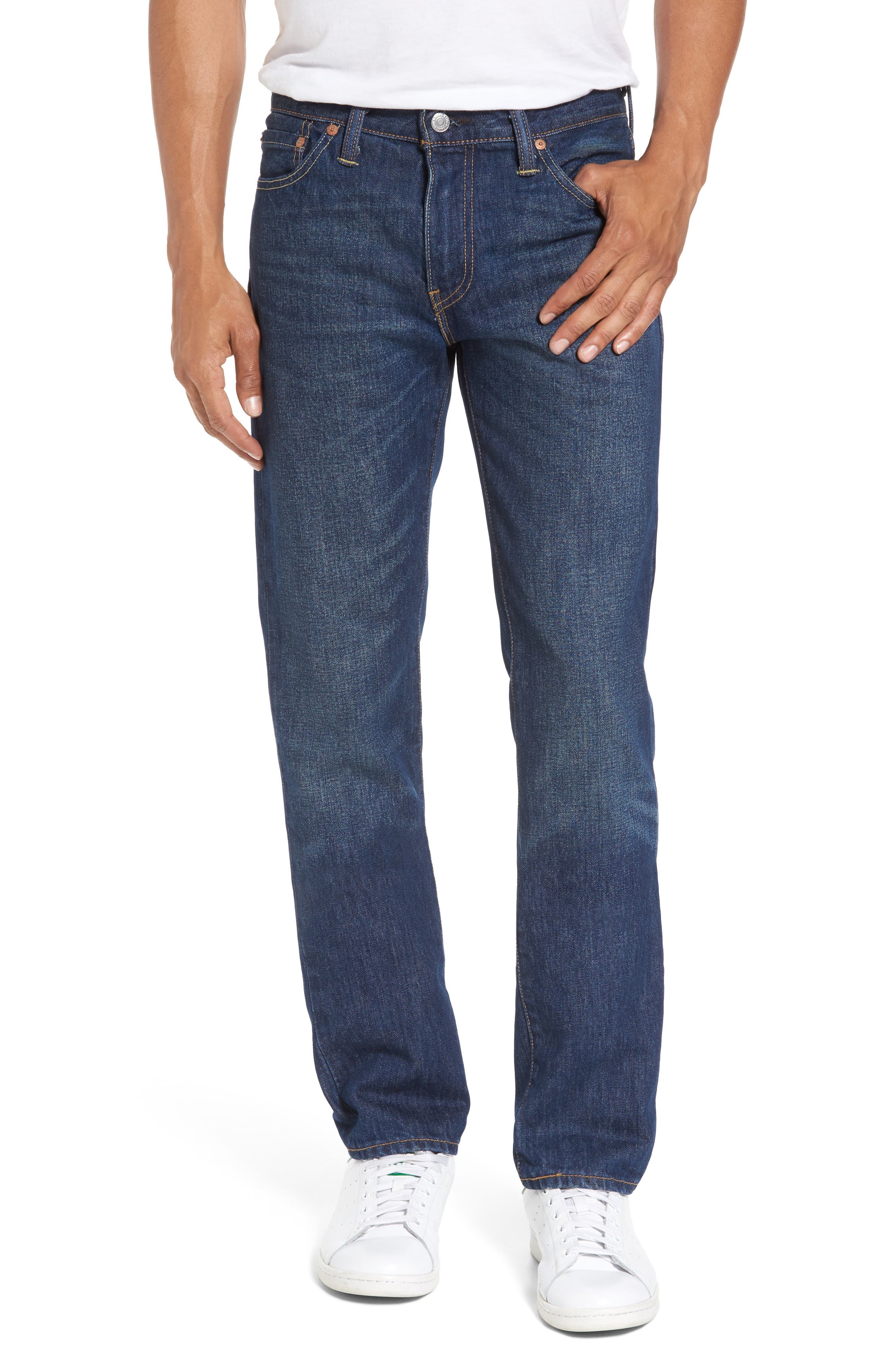 LEVI'S<SUP>®</SUP> 511<sup>™</sup> Slim Fit Jeans, Main, color, 402