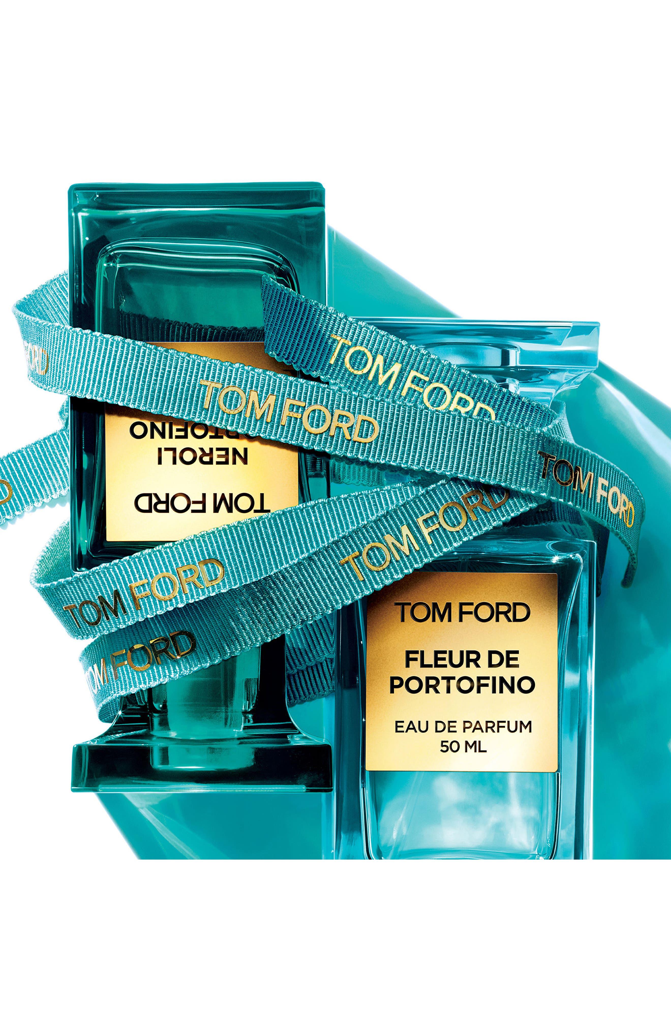 TOM FORD, Private Blend Fleur de Portofino Eau de Parfum, Alternate thumbnail 2, color, NO COLOR