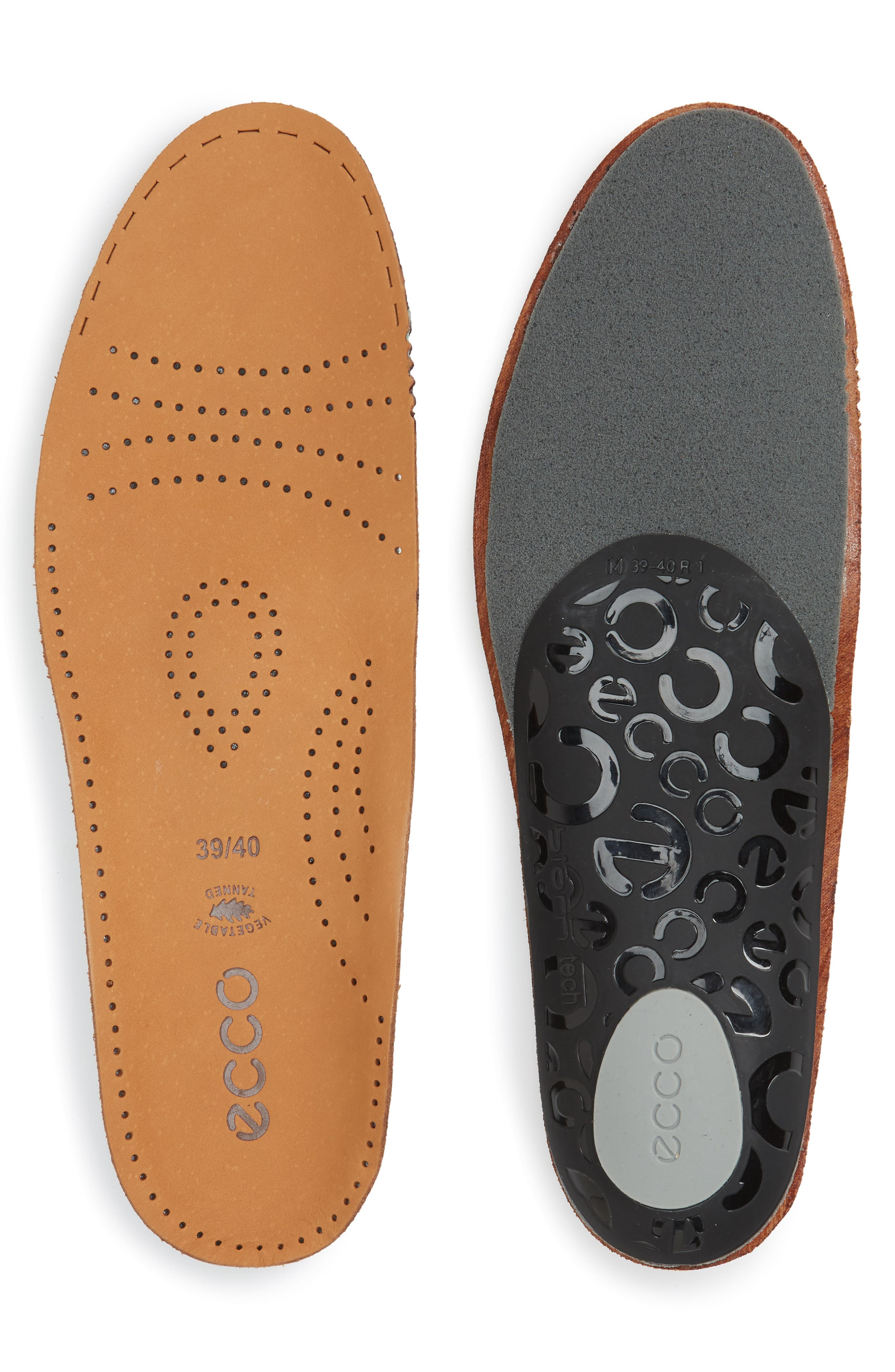 ECCO Support Everyday Insole, Main, color, LION