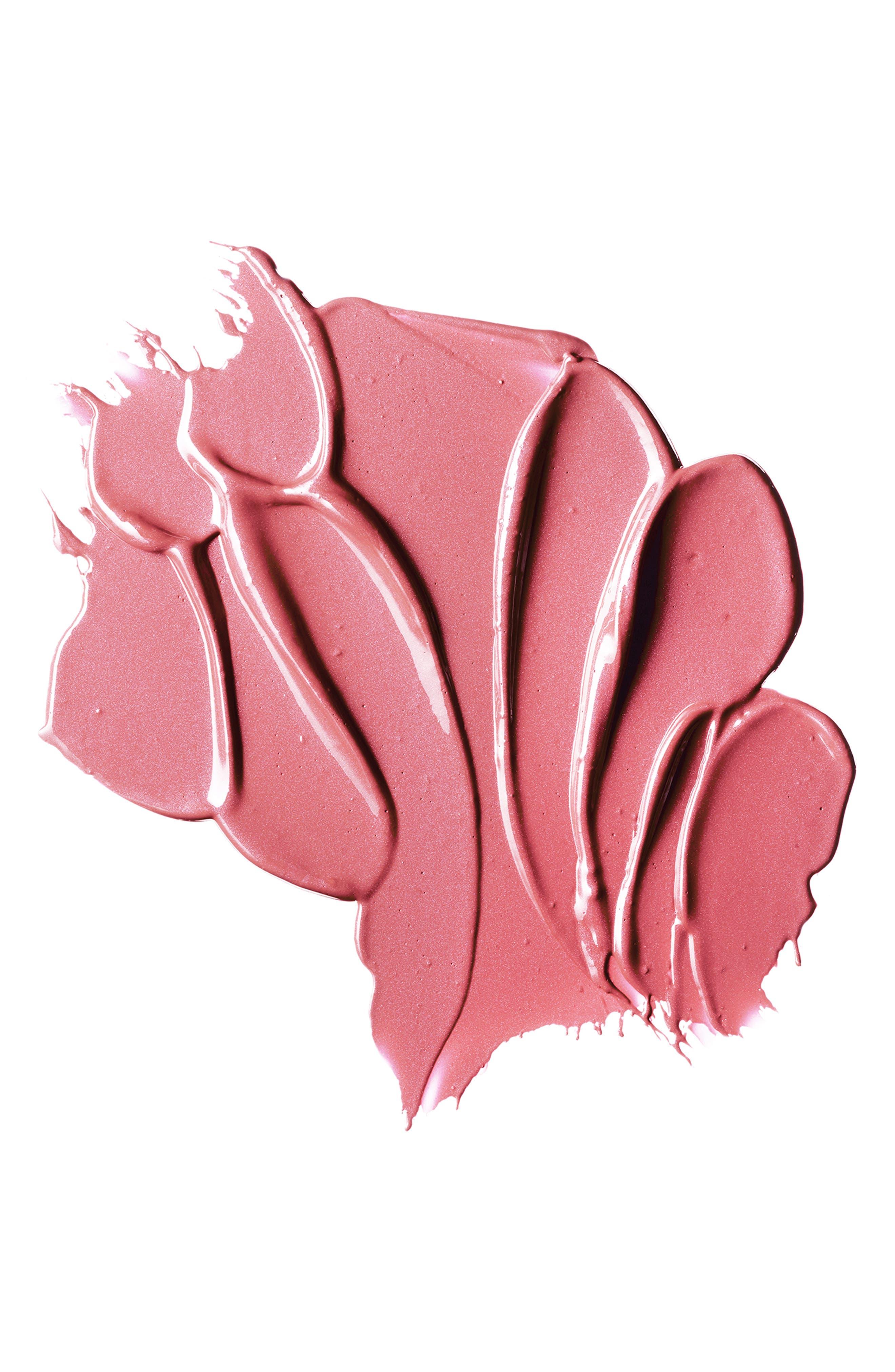 MAC COSMETICS, MAC Cremesheen + Pearl Lipstick, Alternate thumbnail 3, color, 200