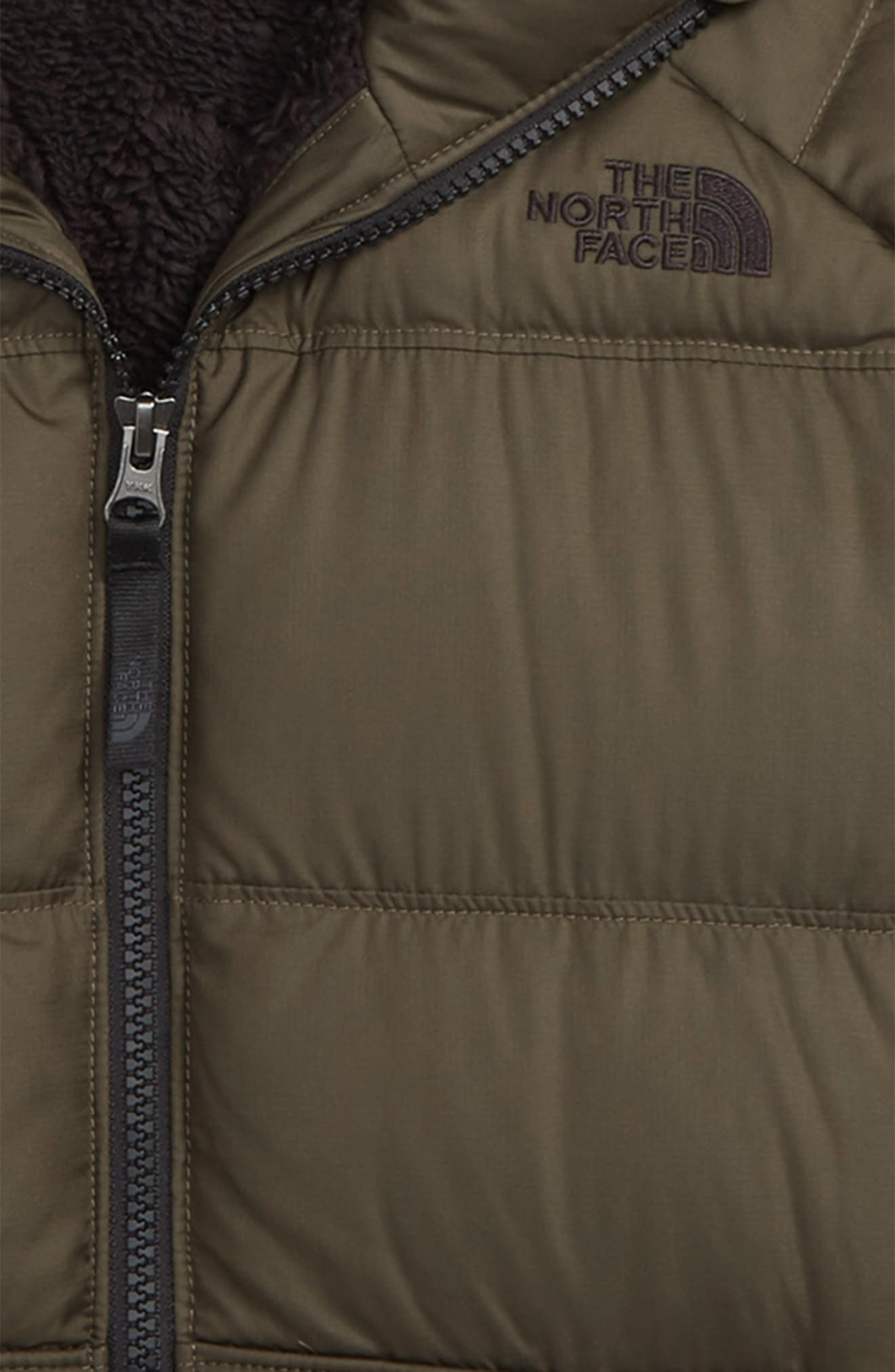 THE NORTH FACE, Mashup Water Repellent Heatseeker<sup>™</sup> Insulated Hoodie, Alternate thumbnail 2, color, 301