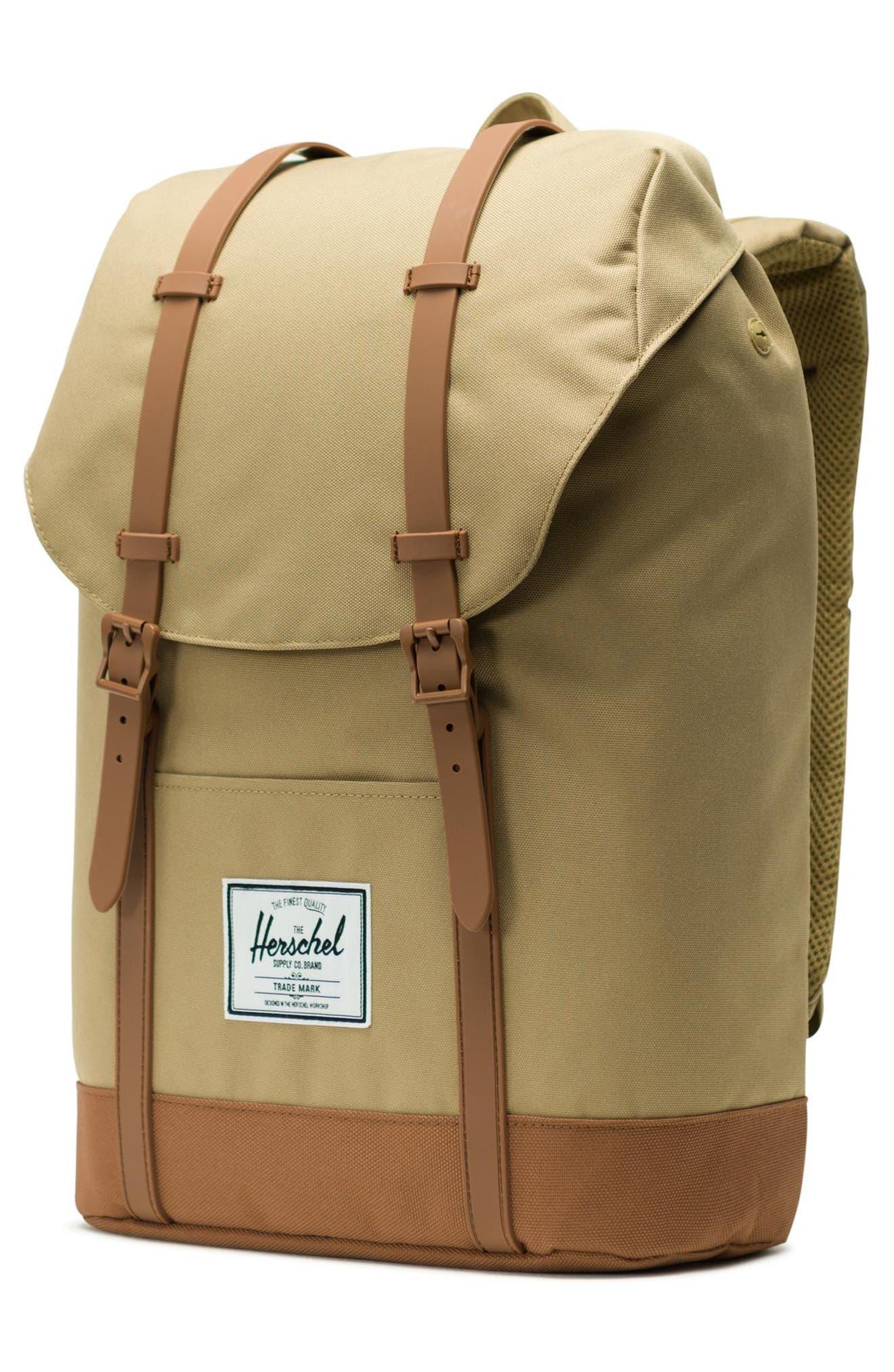 HERSCHEL SUPPLY CO., Retreat Backpack, Alternate thumbnail 5, color, 250