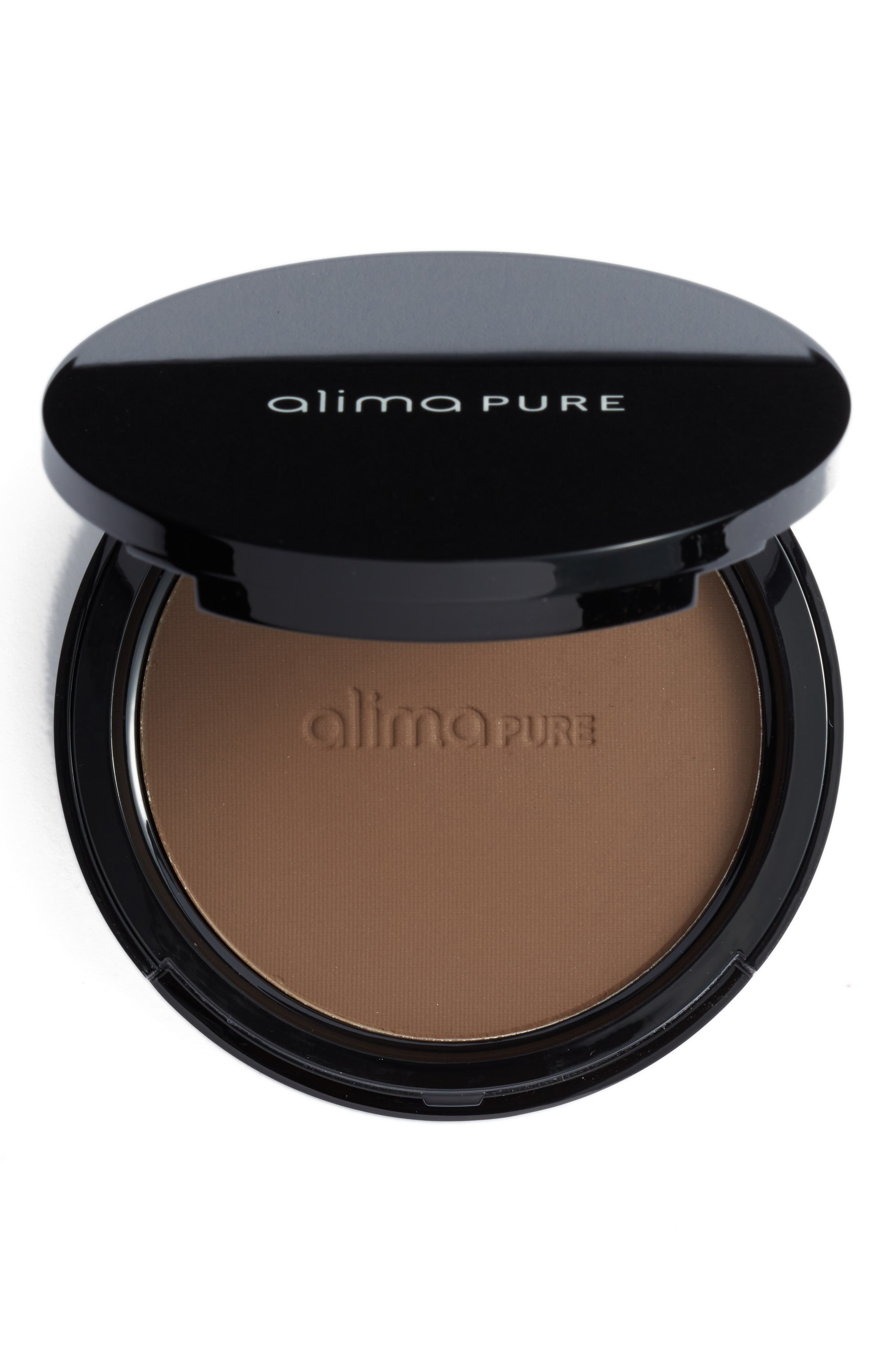 ALIMA PURE, Pressed Foundation with Rosehip Antioxidant Complex, Main thumbnail 1, color, 201