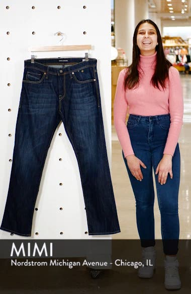 Zach Straight Leg Jeans, sales video thumbnail