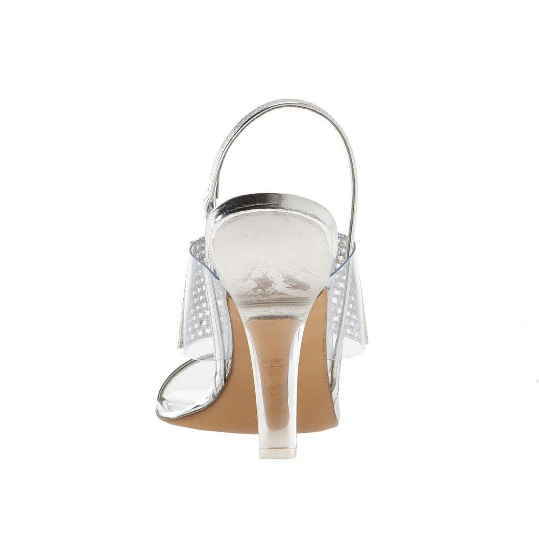 STUART WEITZMAN, 'Icepack' Sandal, Alternate thumbnail 4, color, OZX