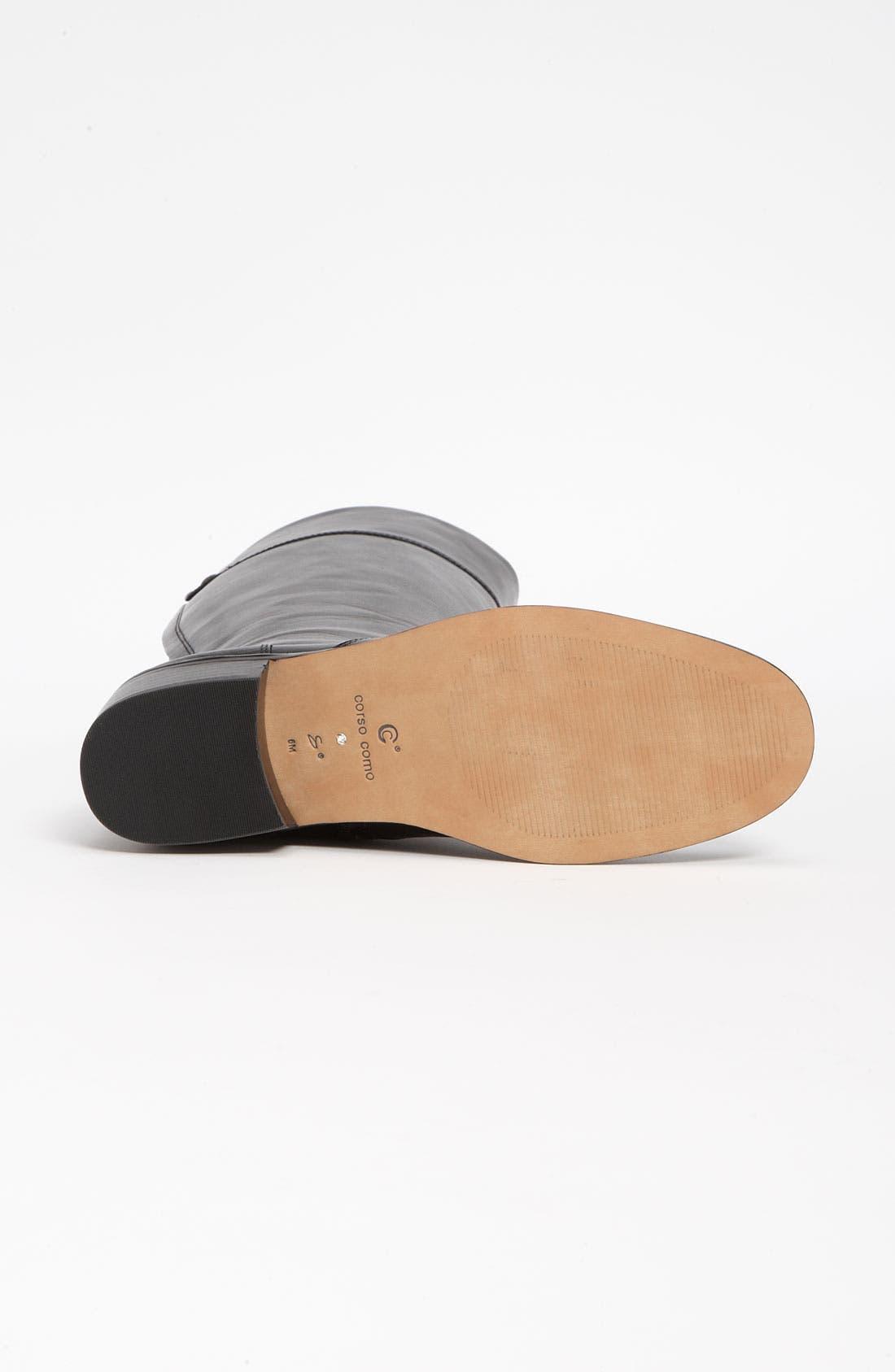 CORSO COMO, 'Samual' Boot, Alternate thumbnail 2, color, 001