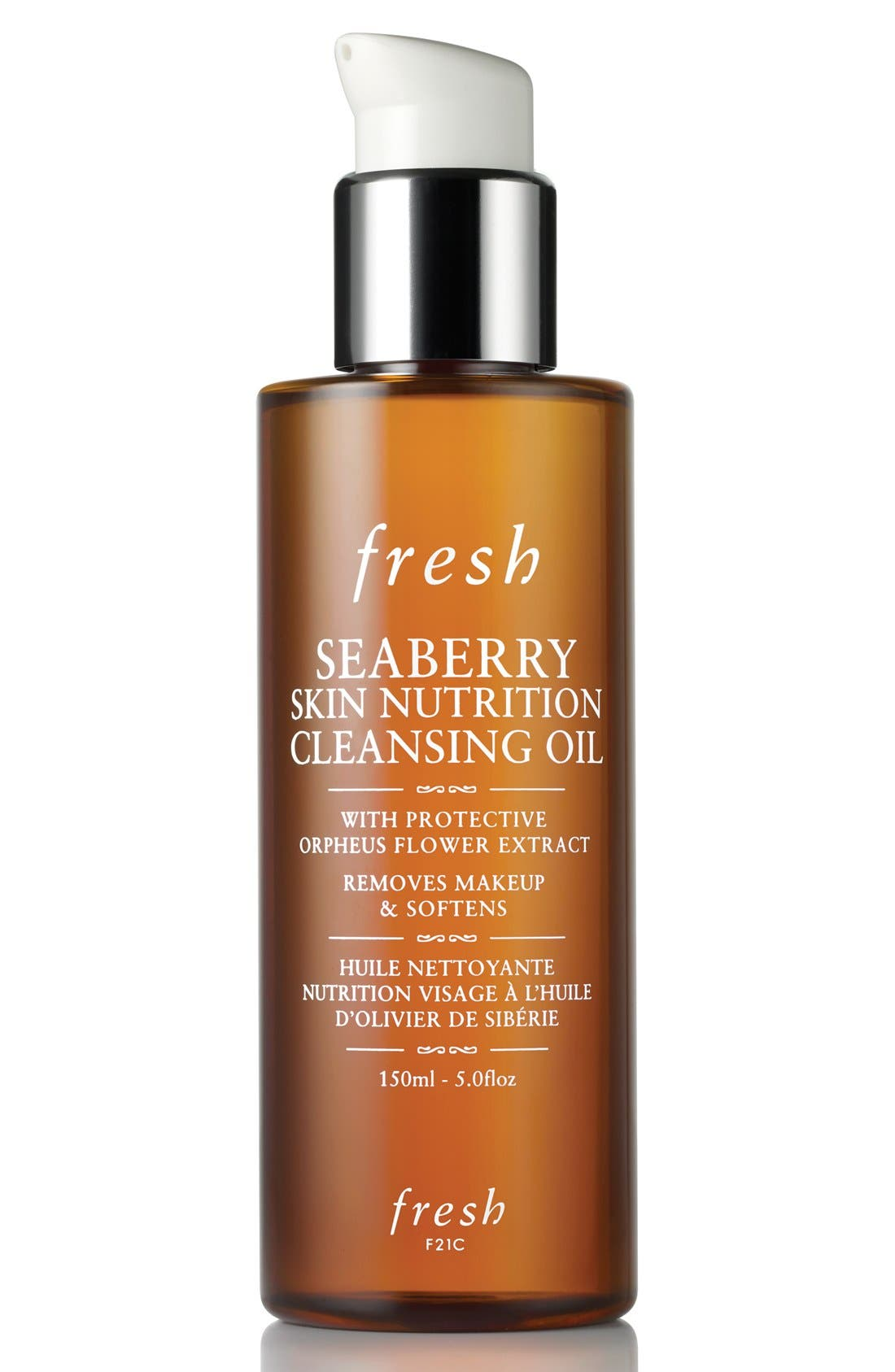 FRESH<SUP>®</SUP>, Seaberry Skin Nutrition Cleansing Oil, Main thumbnail 1, color, NO COLOR