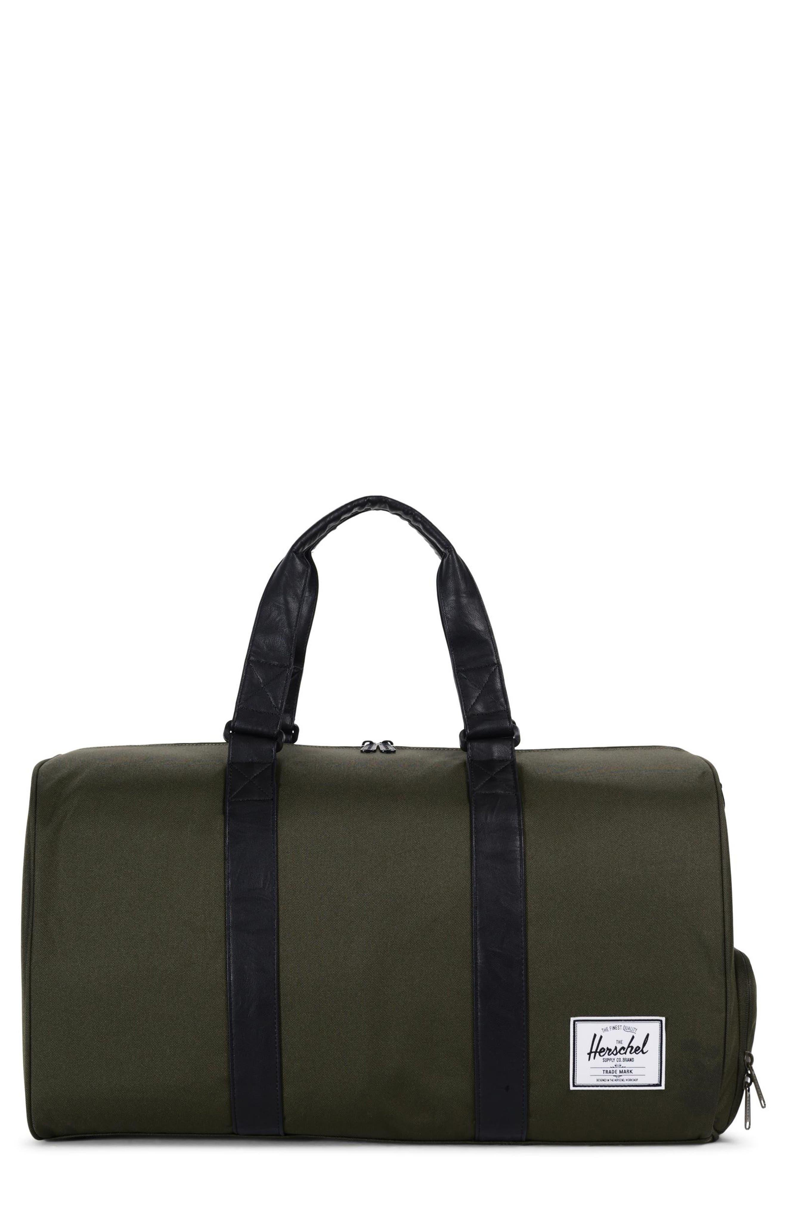 HERSCHEL SUPPLY CO. 'Novel' Duffel Bag, Main, color, 300