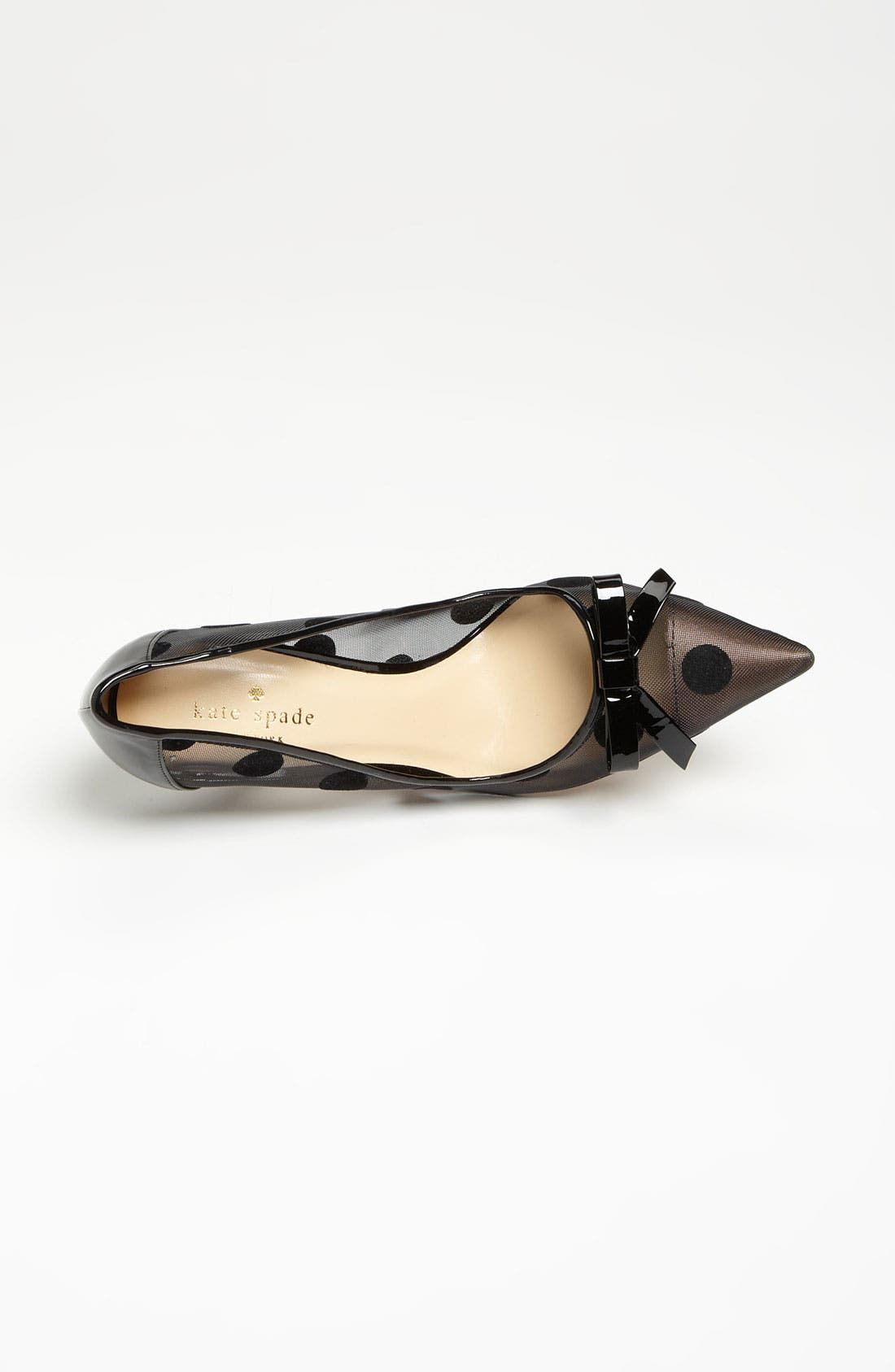 KATE SPADE NEW YORK, 'lisa' pump, Alternate thumbnail 2, color, 001