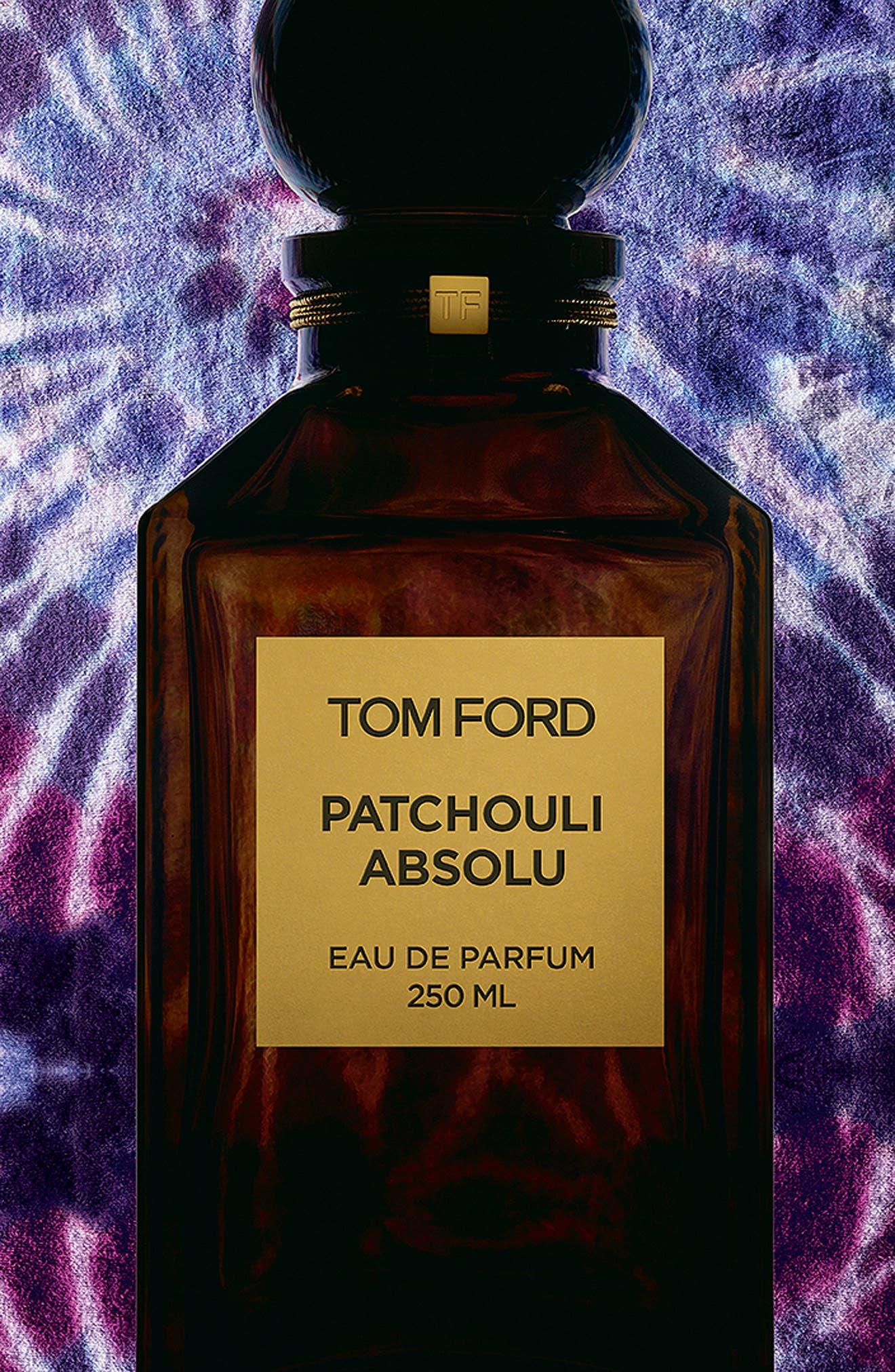 TOM FORD, Private Blend Patchouli Absolu Eau de Parfum, Alternate thumbnail 4, color, NO COLOR