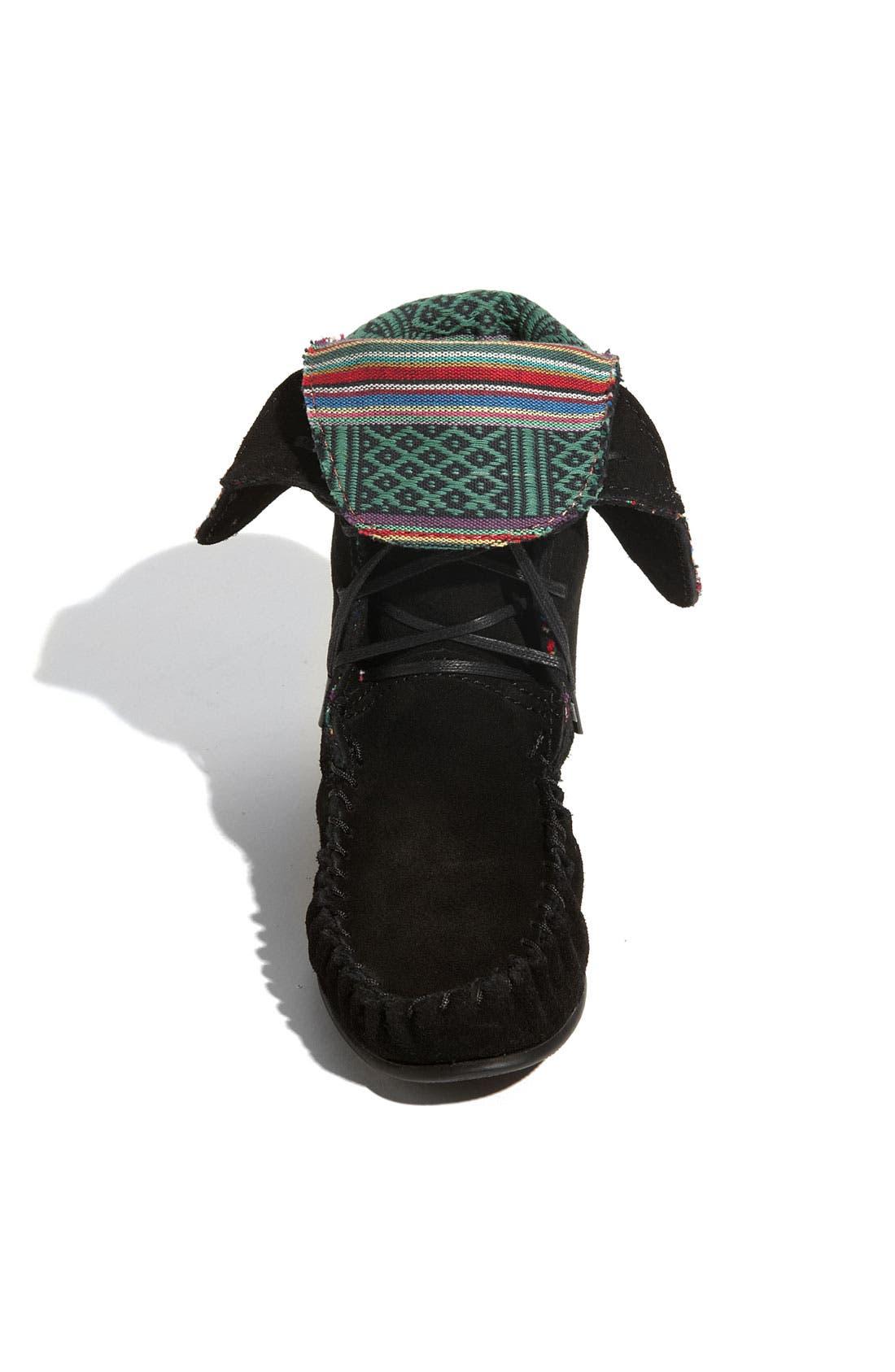STEVE MADDEN, 'Tblanket' Moc Boot, Alternate thumbnail 3, color, 015