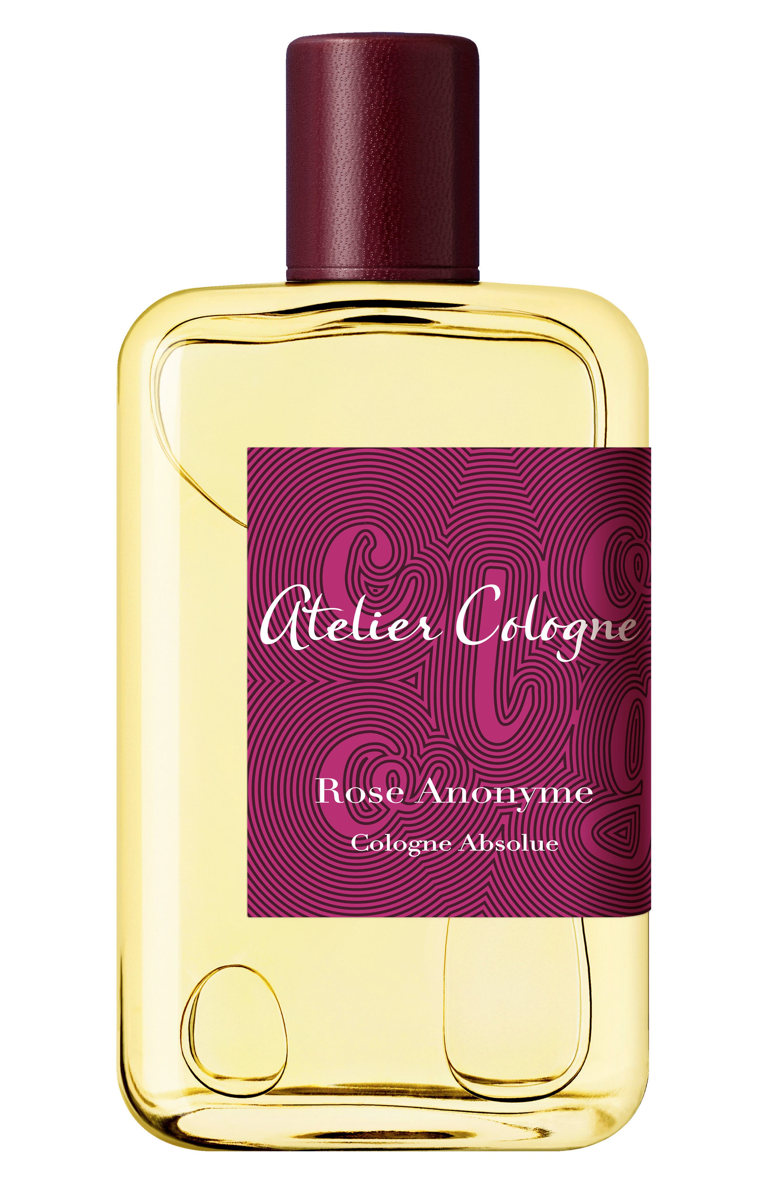 ATELIER COLOGNE, Rose Anonyme Cologne Absolue, Main thumbnail 1, color, NO COLOR