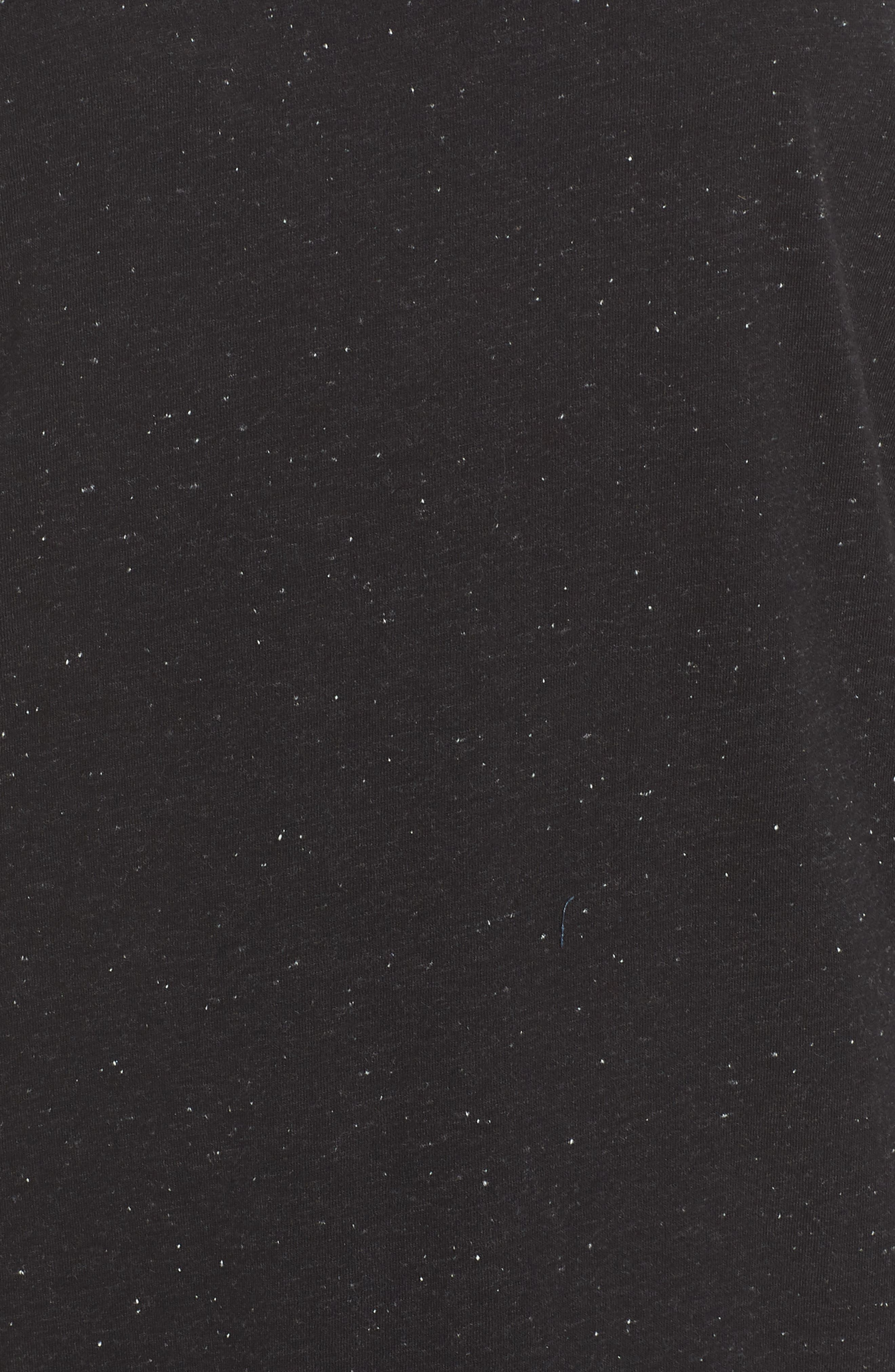 CHALMERS, Juniper Lounge Dress, Alternate thumbnail 5, color, CHARCOAL SPECKLE