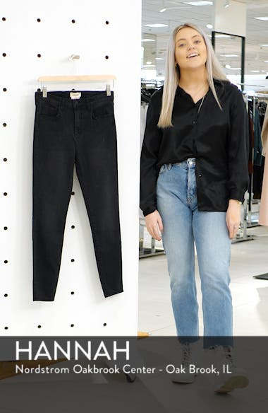 Margot Crop Skinny Jeans, sales video thumbnail