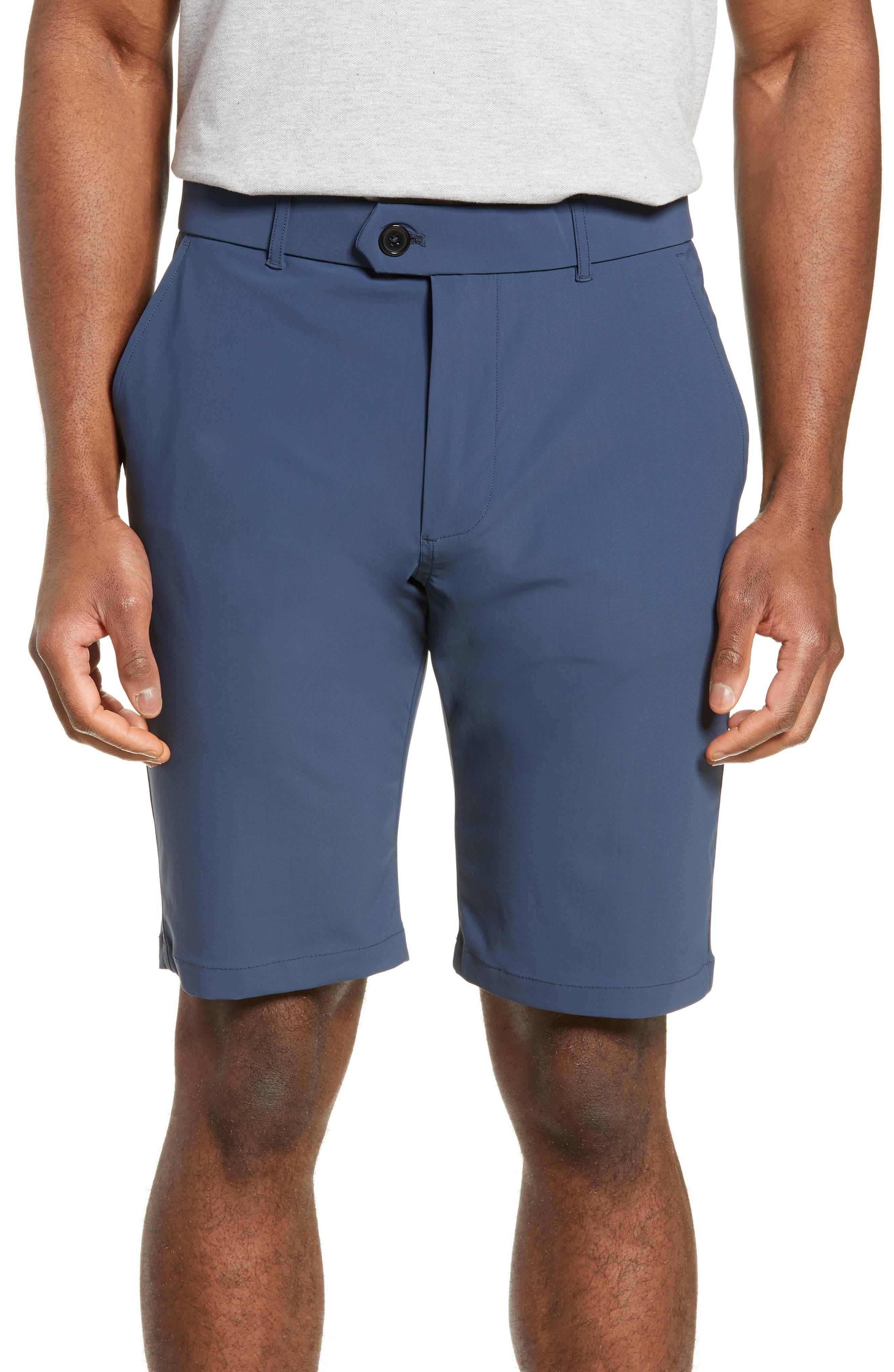 GREYSON Montauk Technical Shorts, Main, color, EEL