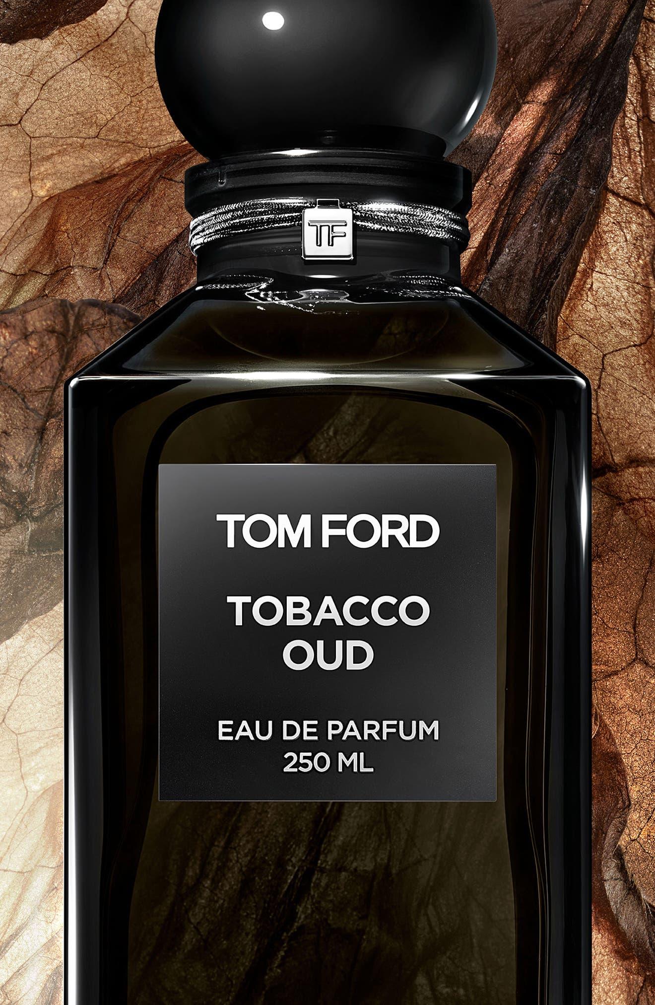 TOM FORD, Private Blend Tobacco Oud Eau de Parfum, Alternate thumbnail 4, color, NO COLOR