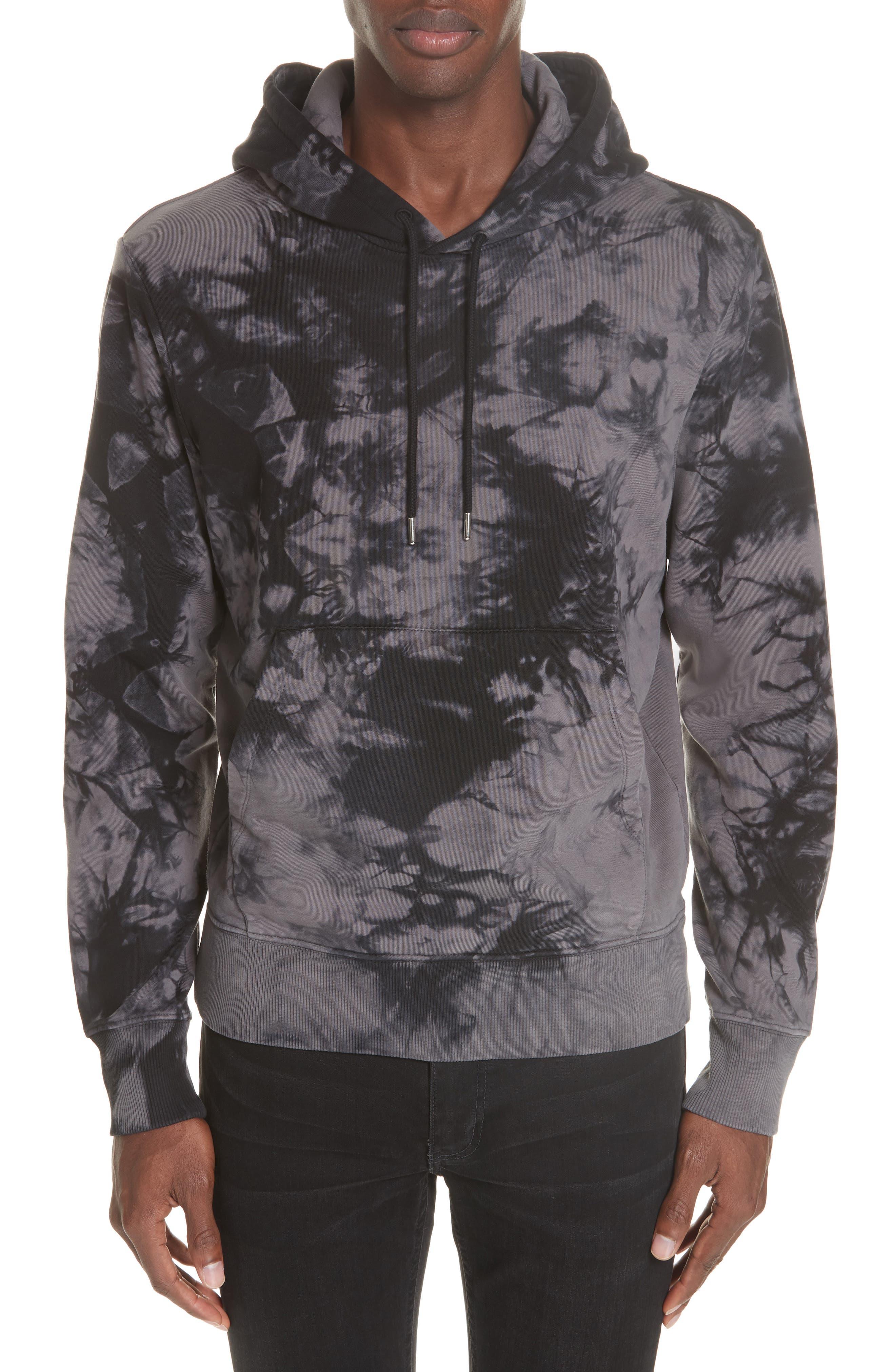 HELMUT LANG Hooded Sweatshirt, Main, color, 068