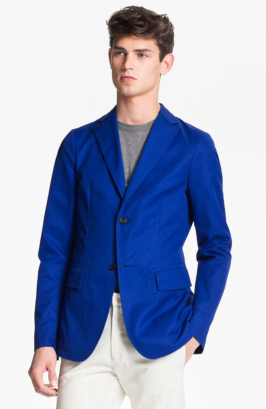 JIL SANDER Blazer, Main, color, 432