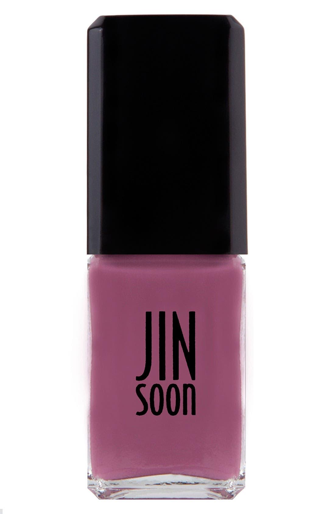 JINSOON, 'French Lilac' Nail Lacquer, Main thumbnail 1, color, 500