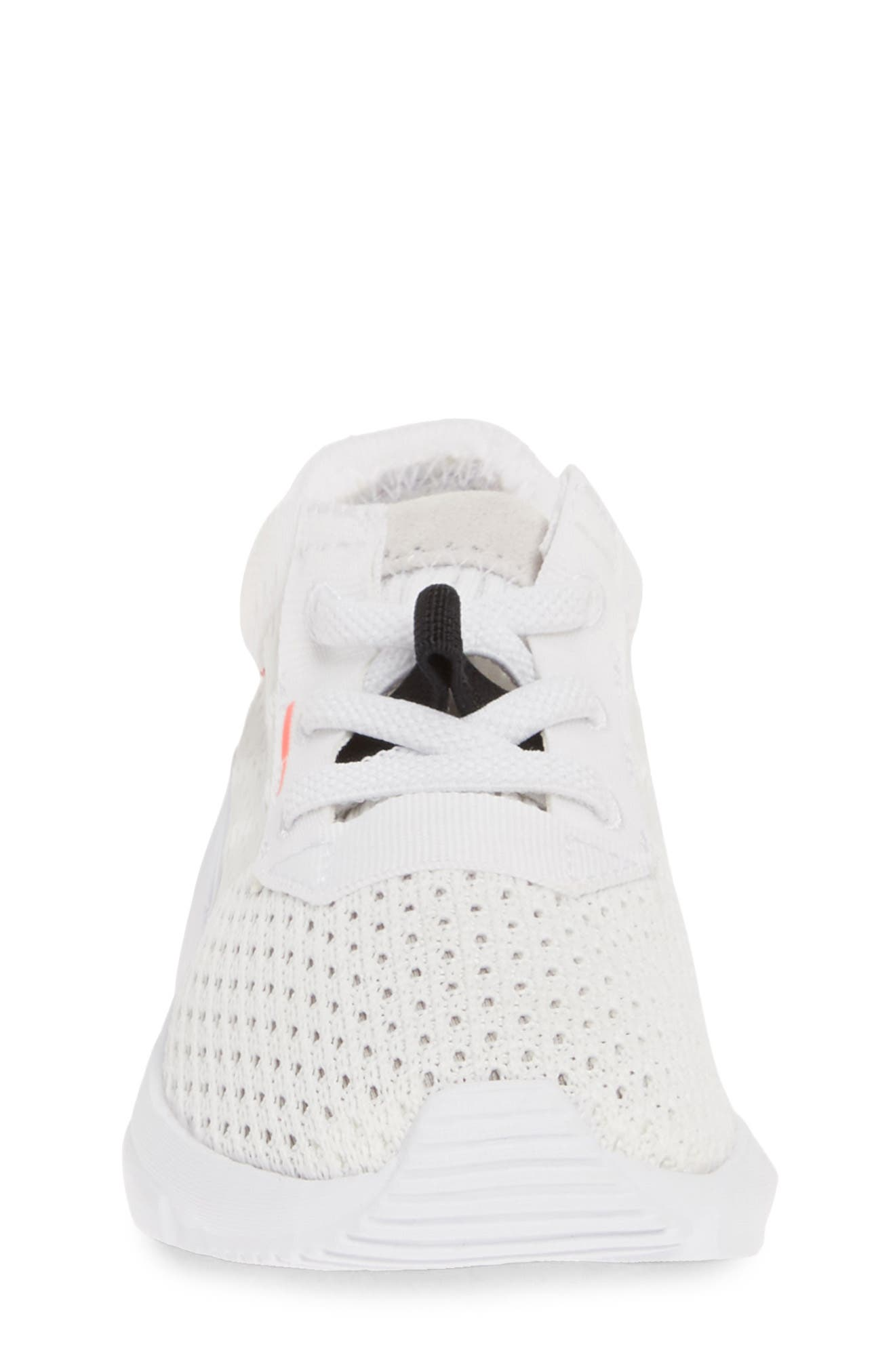 ADIDAS, POD-S3.1 Sneaker, Alternate thumbnail 4, color, WHITE/ WHITE/ SHOCK RED