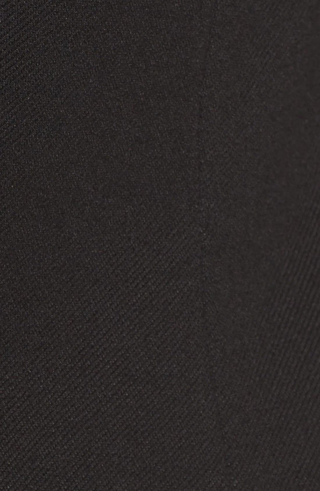 MADEWELL, Tribune Blazer, Alternate thumbnail 2, color, TRUE BLACK