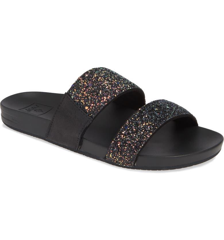 2ac03c3aea34 Reef Cushion Bounce Vista Slide Sandal (Women)