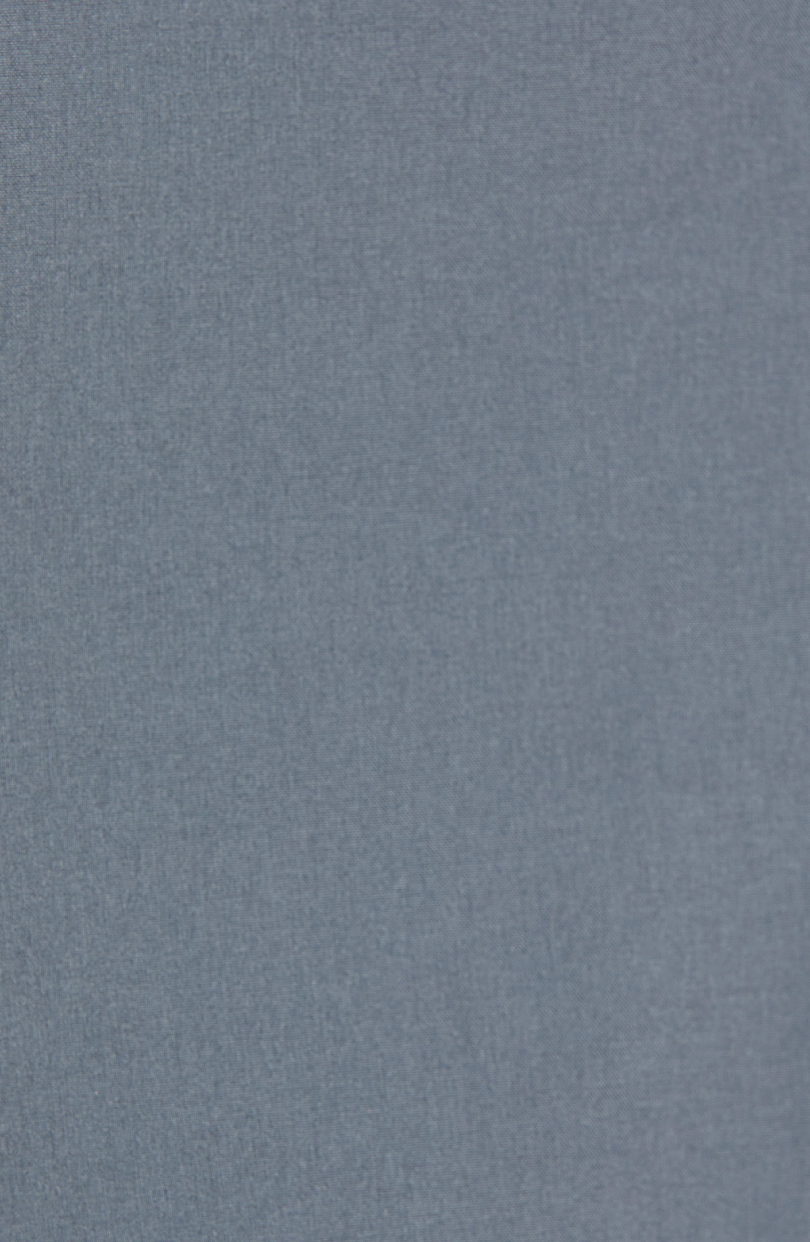 HURLEY, Phantom One & Only Board Shorts, Alternate thumbnail 5, color, COOL GREY