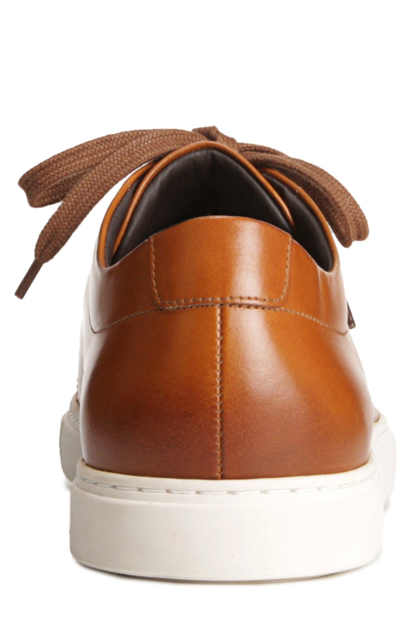 ALLEN EDMONDS, Canal Court Sneaker, Alternate thumbnail 6, color, 212