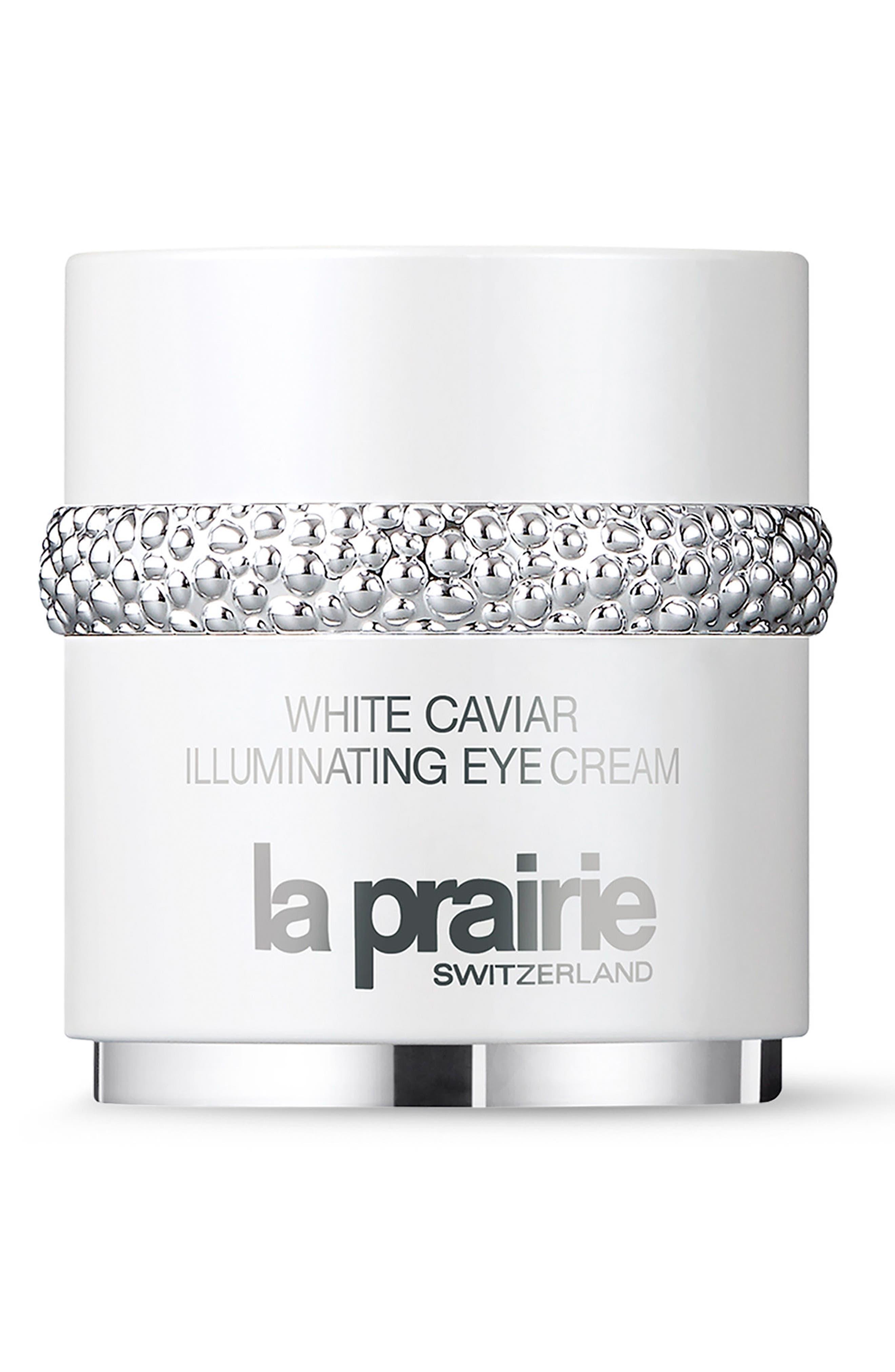 LA PRAIRIE White Caviar Illuminating Eye Cream, Main, color, NO COLOR