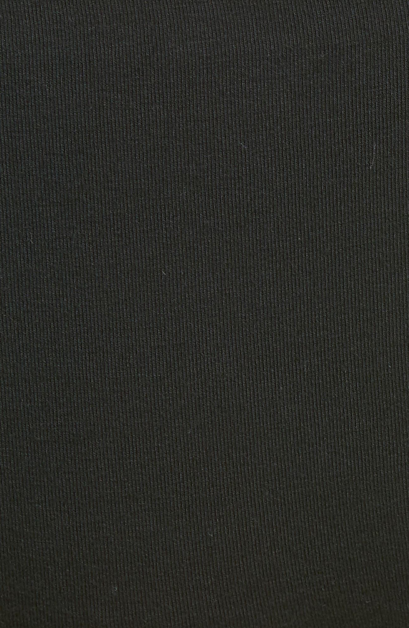 HONEYDEW INTIMATES, Shay Hipster Panties, Alternate thumbnail 5, color, BLACK