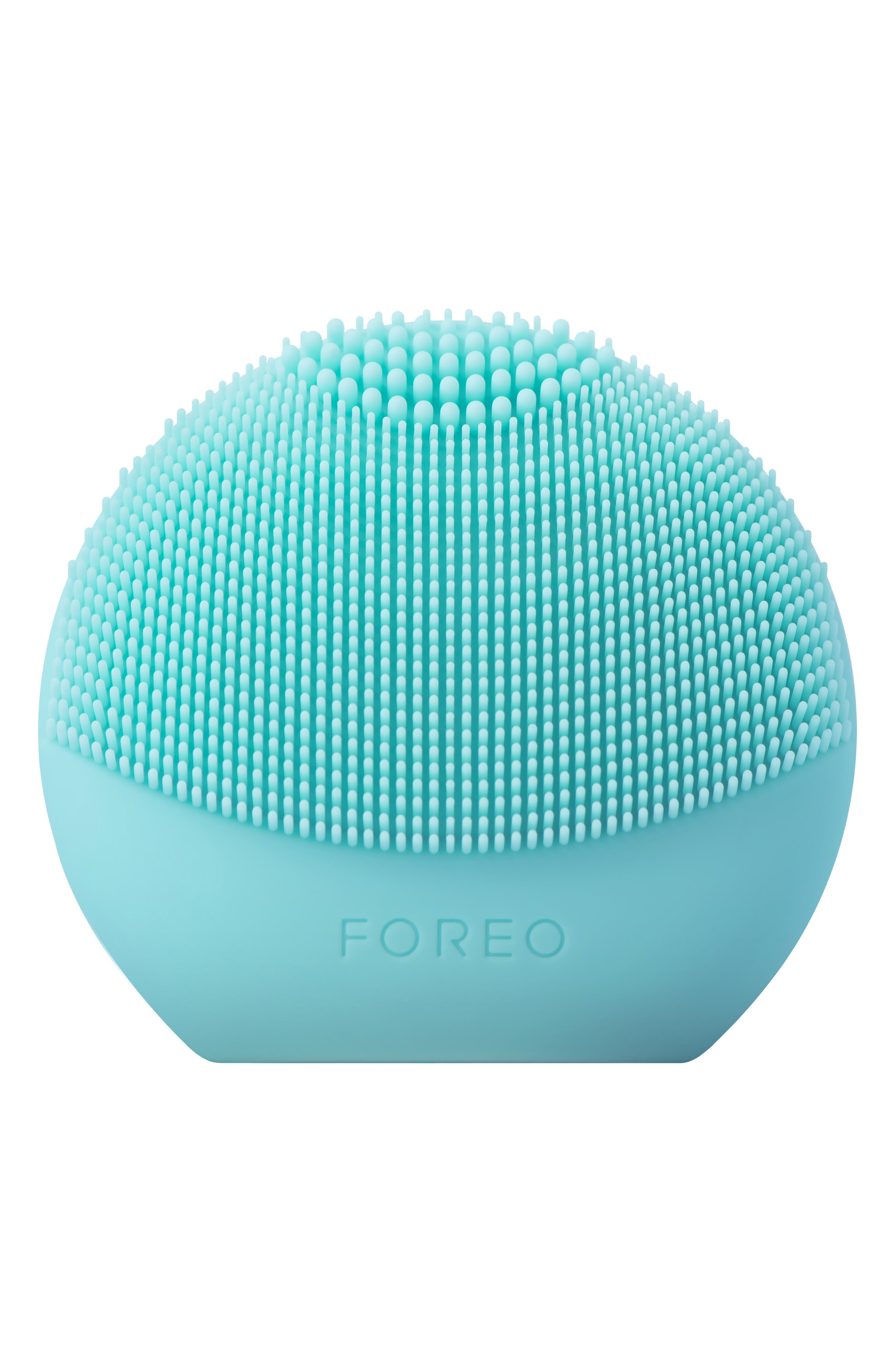 FOREO, LUNA<sup>™</sup> fofo Skin Analysis Facial Cleansing Brush, Main thumbnail 1, color, MINT