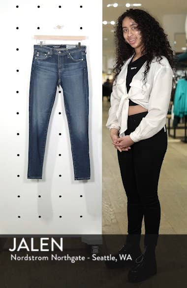 'The Legging' Ankle Jeans, sales video thumbnail