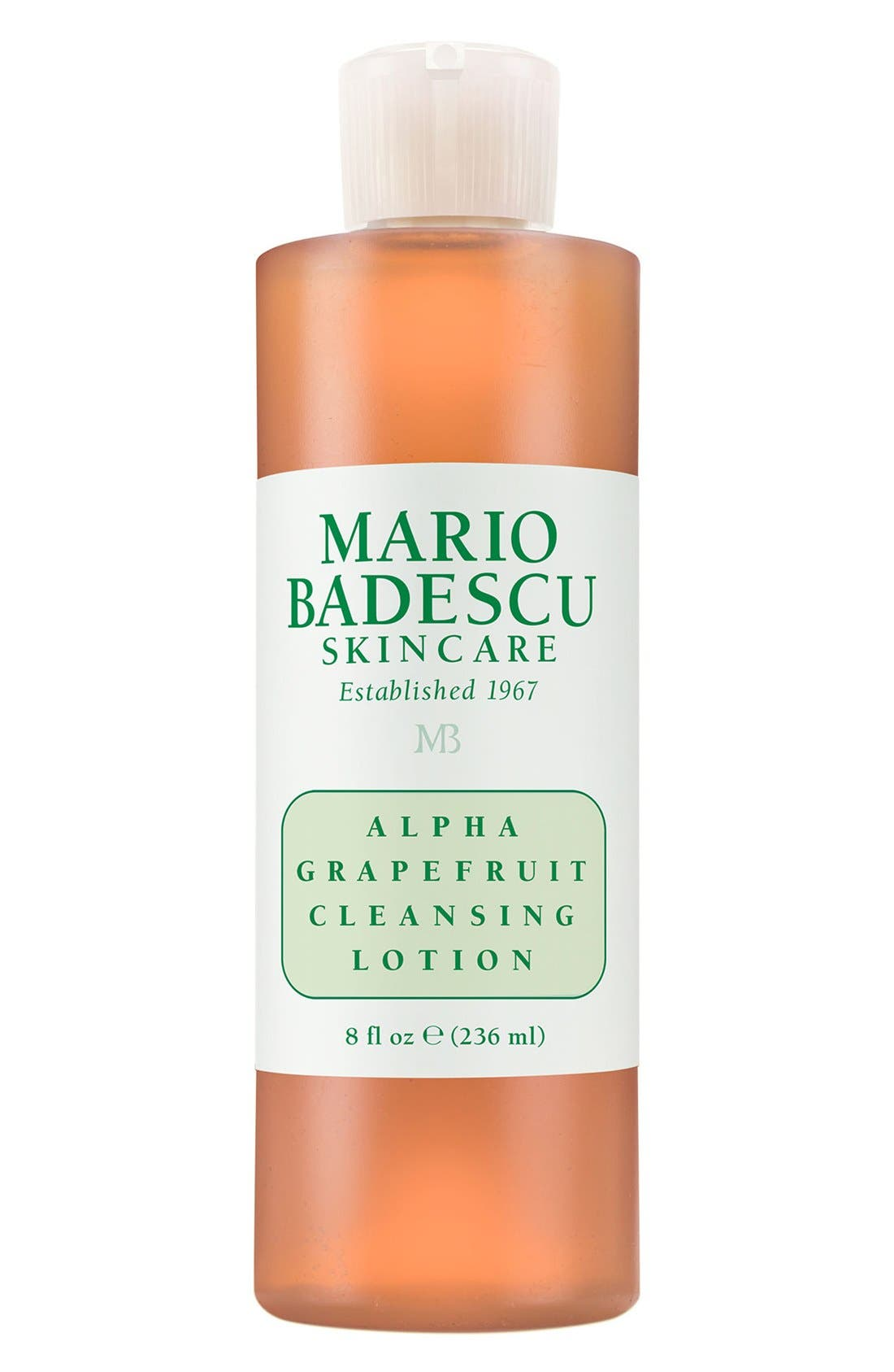MARIO BADESCU 'Alpha Grapefruit' Cleansing Lotion, Main, color, NO COLOR