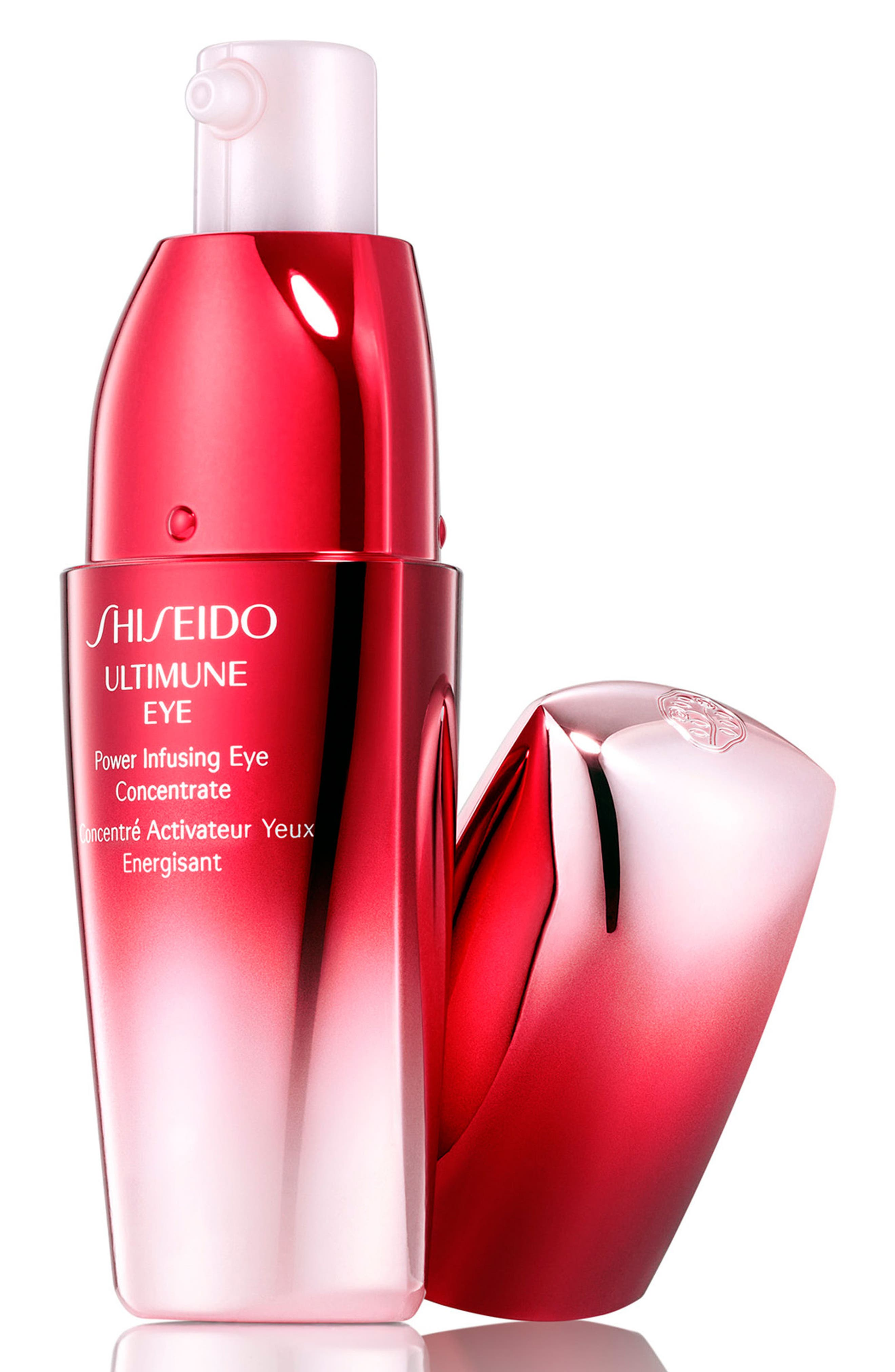 SHISEIDO, Ultimune Eye Power Infusing Eye Concentrate, Alternate thumbnail 2, color, NO COLOR