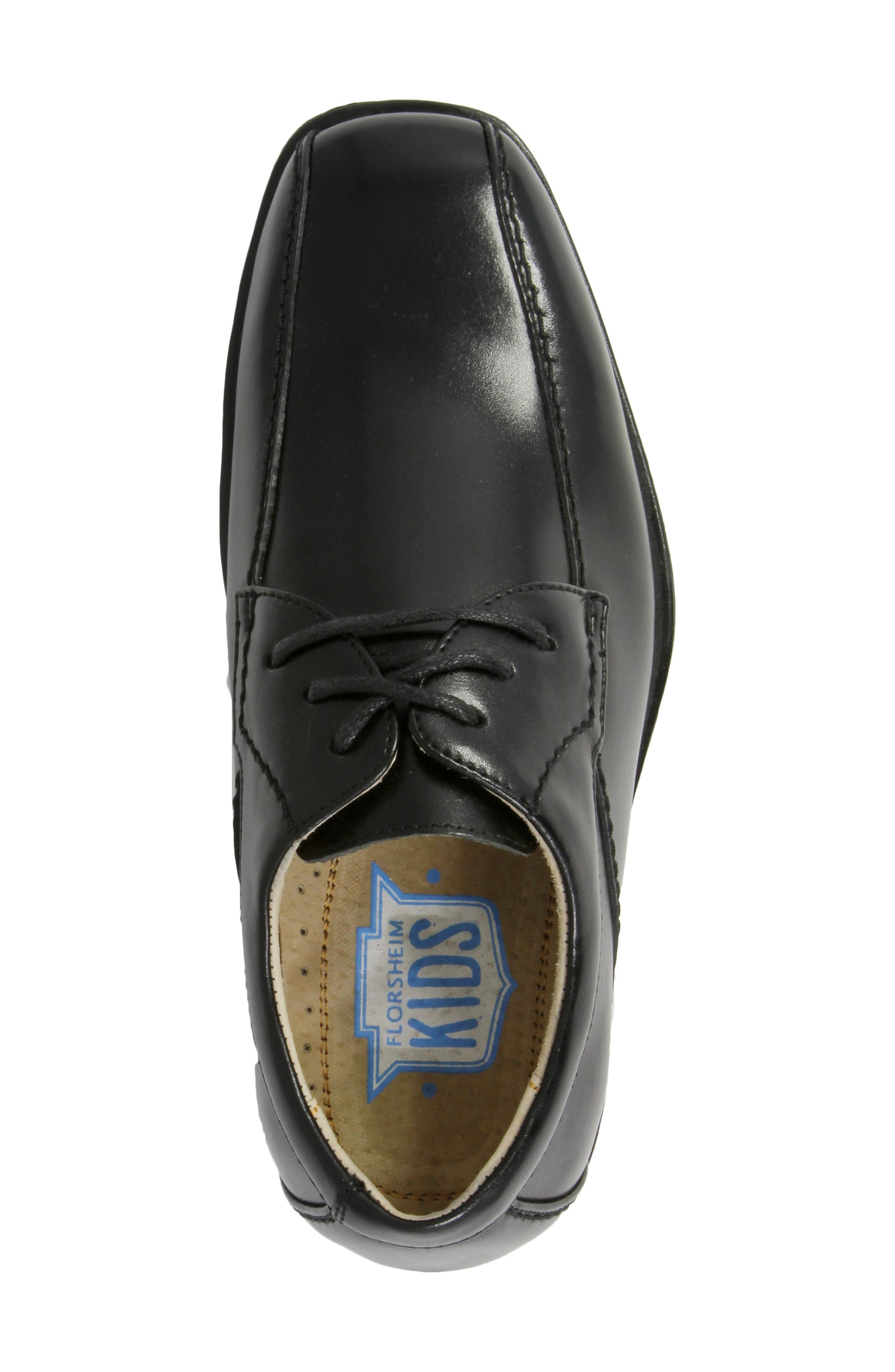 FLORSHEIM, 'Reveal' Oxford, Alternate thumbnail 5, color, BLACK