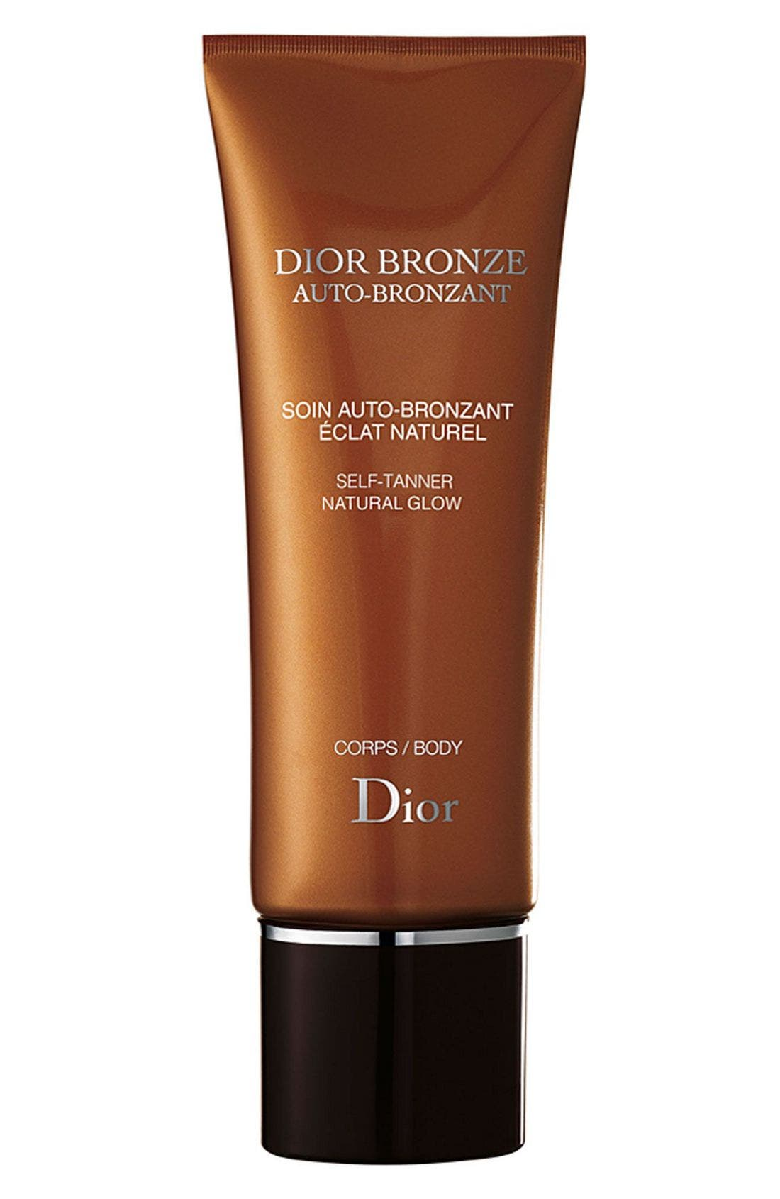 DIOR, 'DiorBronze' Self-Tanner: Natural Glow, Main thumbnail 1, color, 000