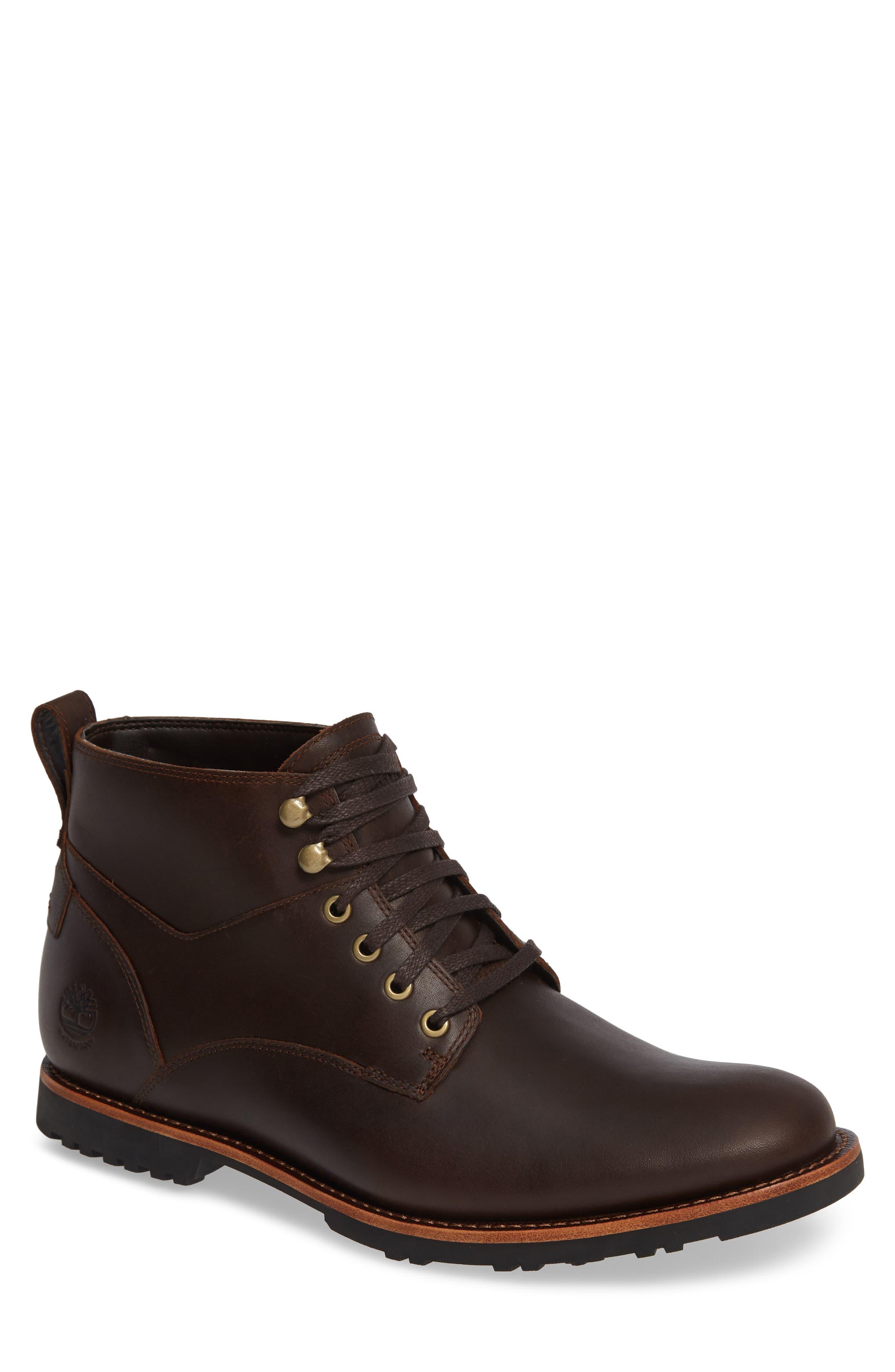 Timberland Kendrick Waterproof Chukka Boot- Brown