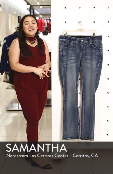Eloise Bootcut Stretch Jeans, sales video thumbnail