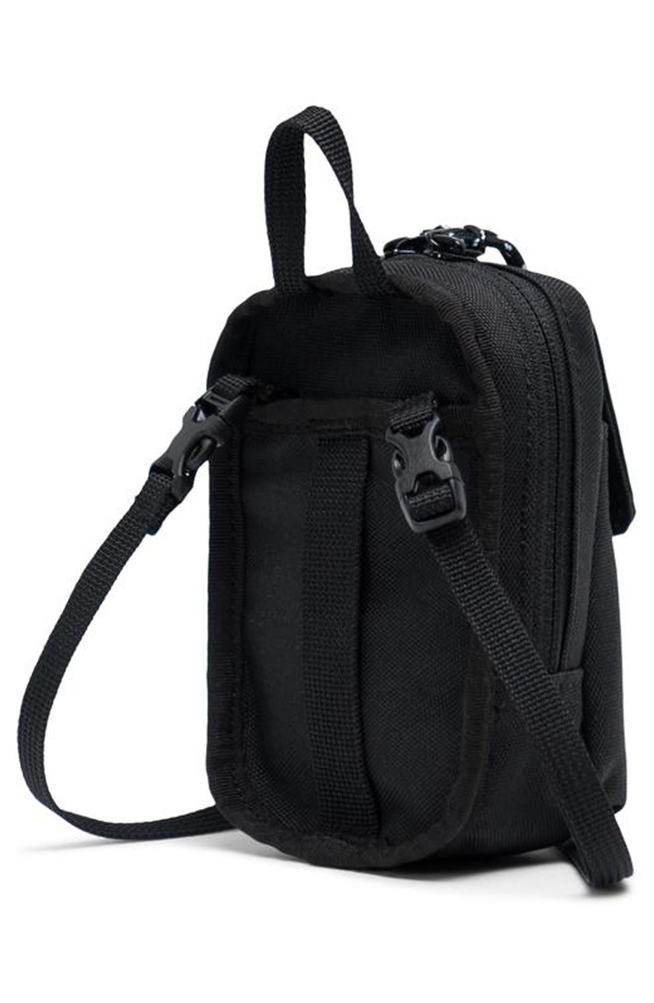 HERSCHEL SUPPLY CO., Small Form Shoulder Bag, Alternate thumbnail 2, color, BLACK