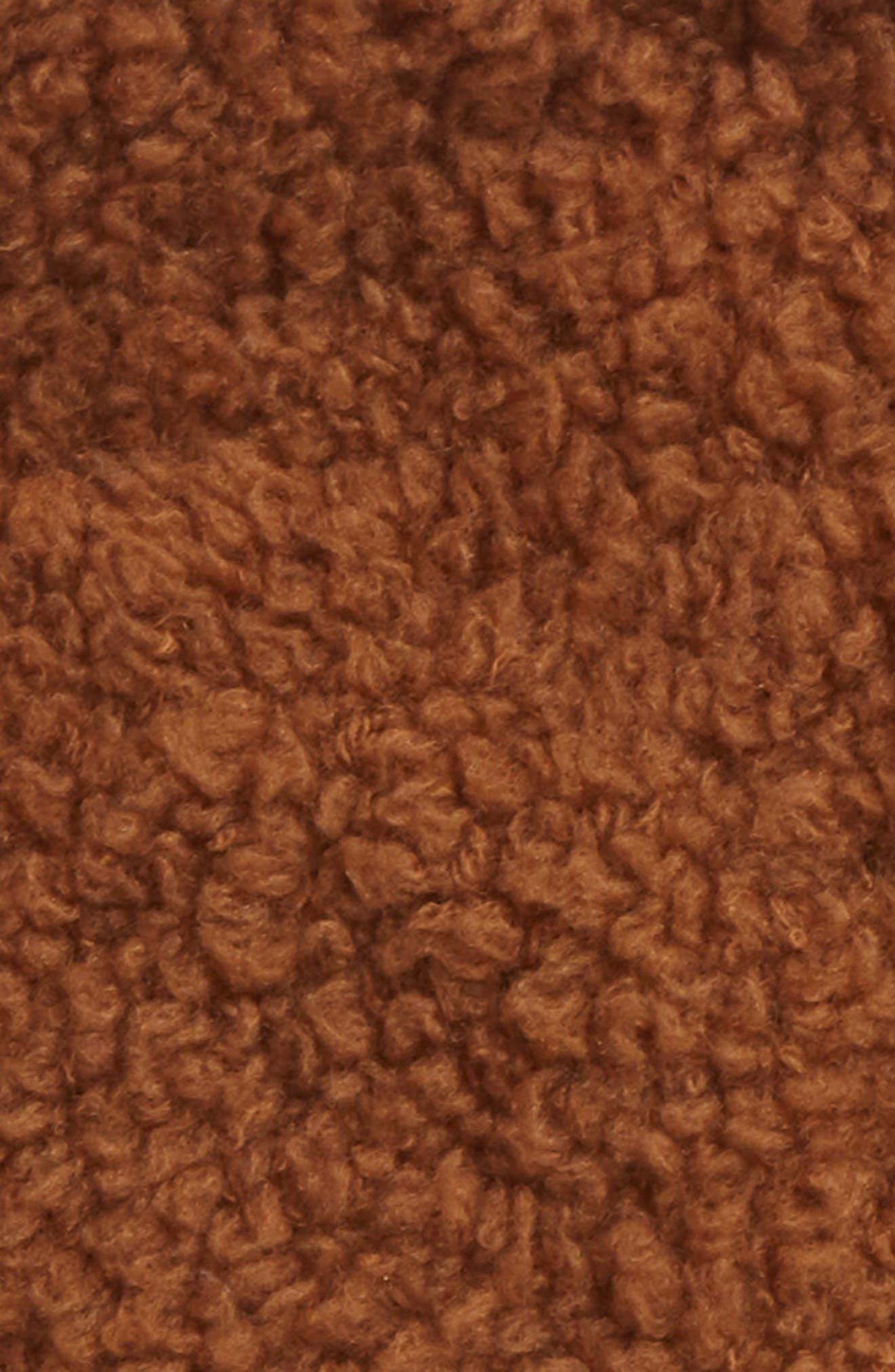 VINCE, Teddy Wool & Cashmere Blend Pom Beanie, Alternate thumbnail 2, color, 200
