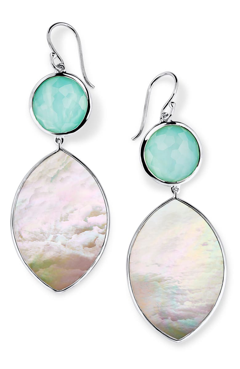 Ippolita Accessories WONDERLAND STONE DROP EARRINGS