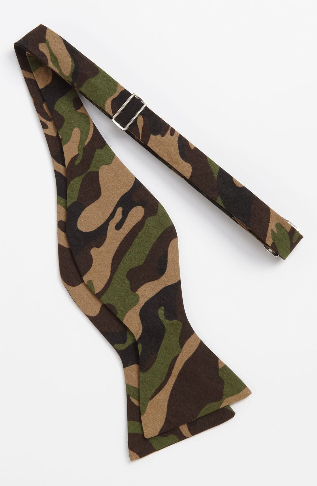 IVY PREPSTER, Camo Bow Tie, Alternate thumbnail 2, color, 348